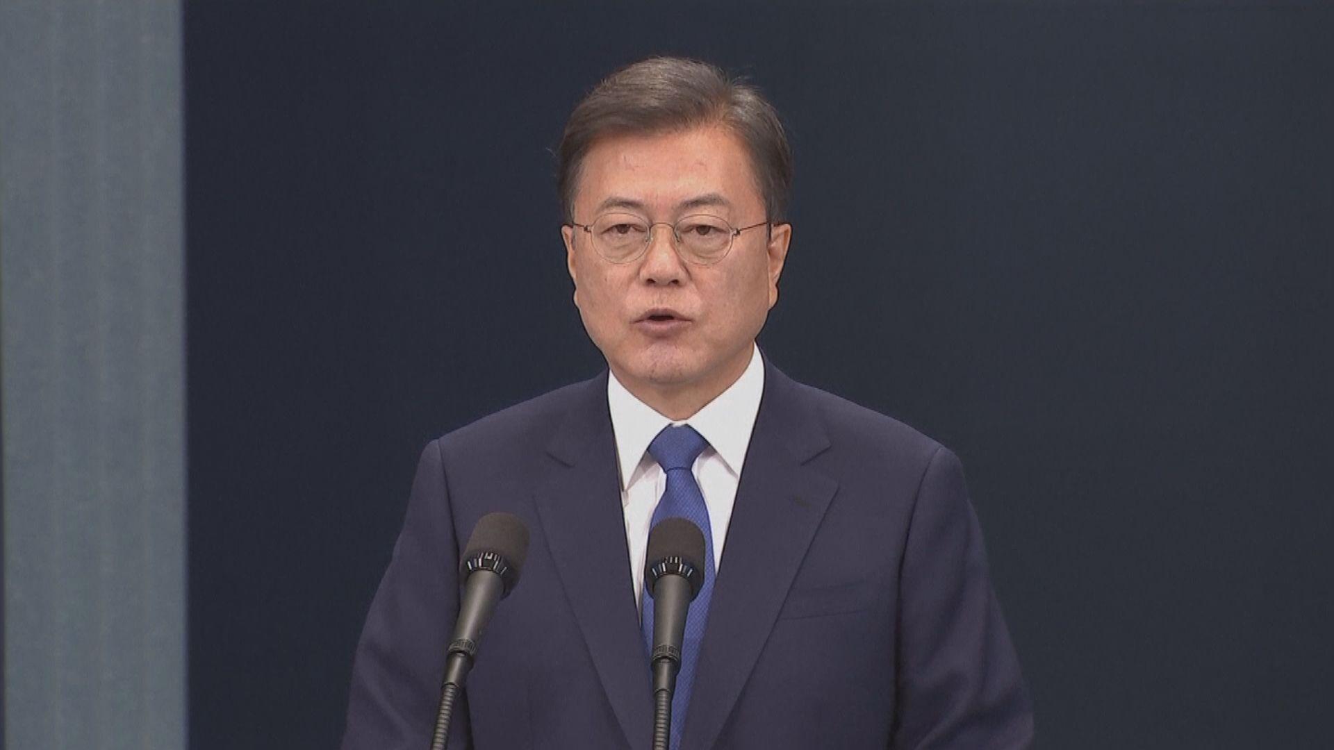 南韓單日確診創近一個月新高 文在寅呼籲國民保持警惕