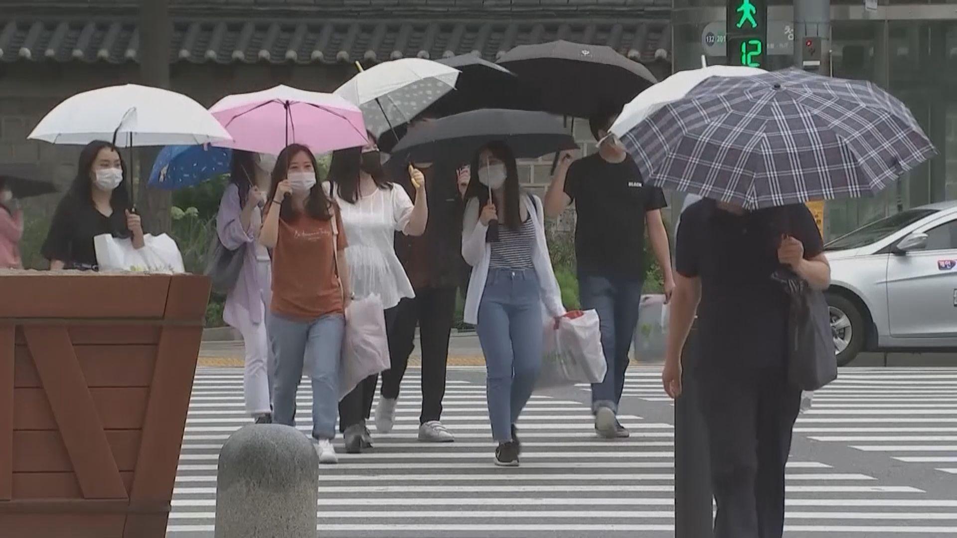 南韓再延長全國二級防疫措施兩星期