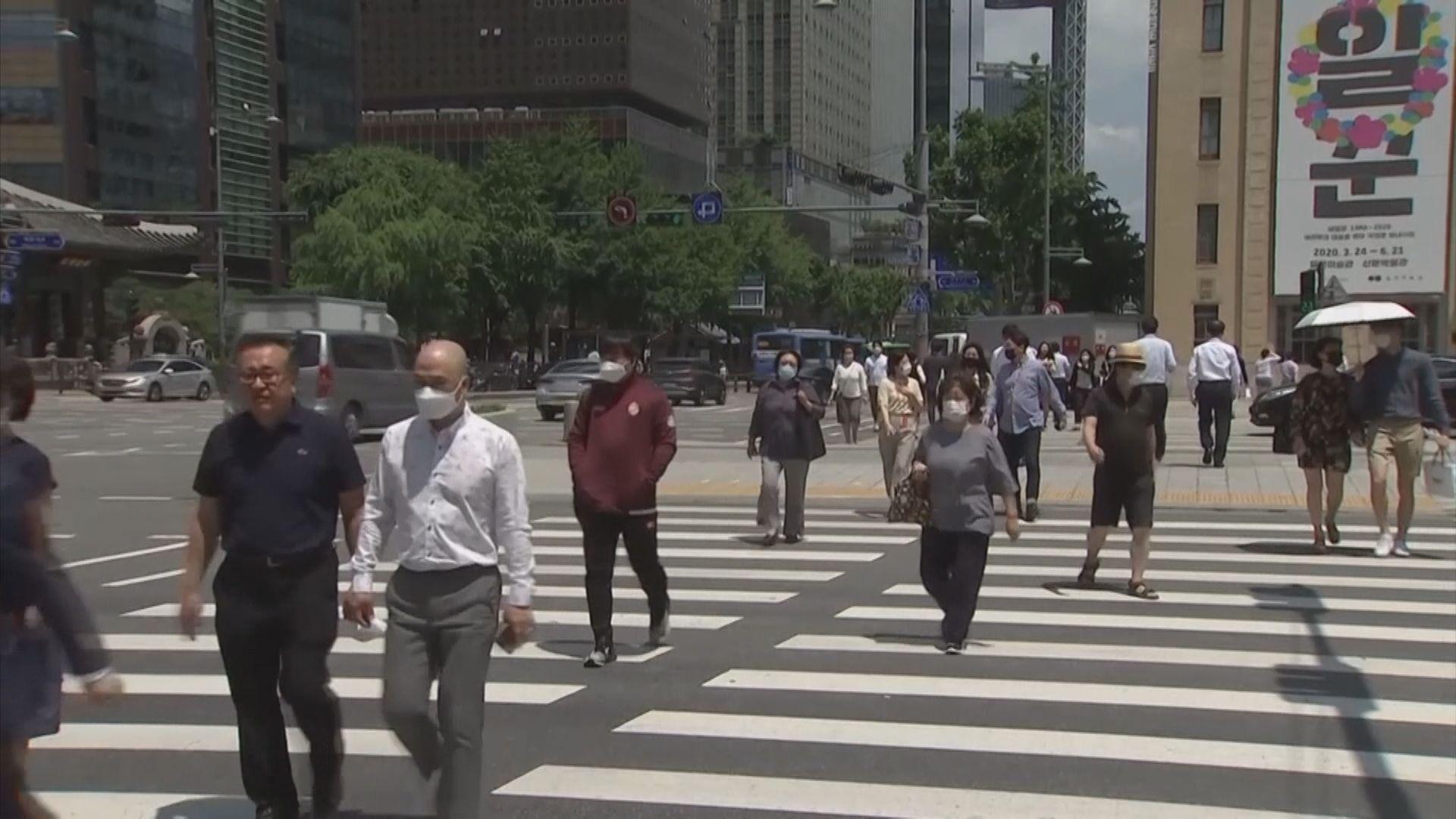 南韓新增82宗確診個案 為近六周以來首次跌至雙位數