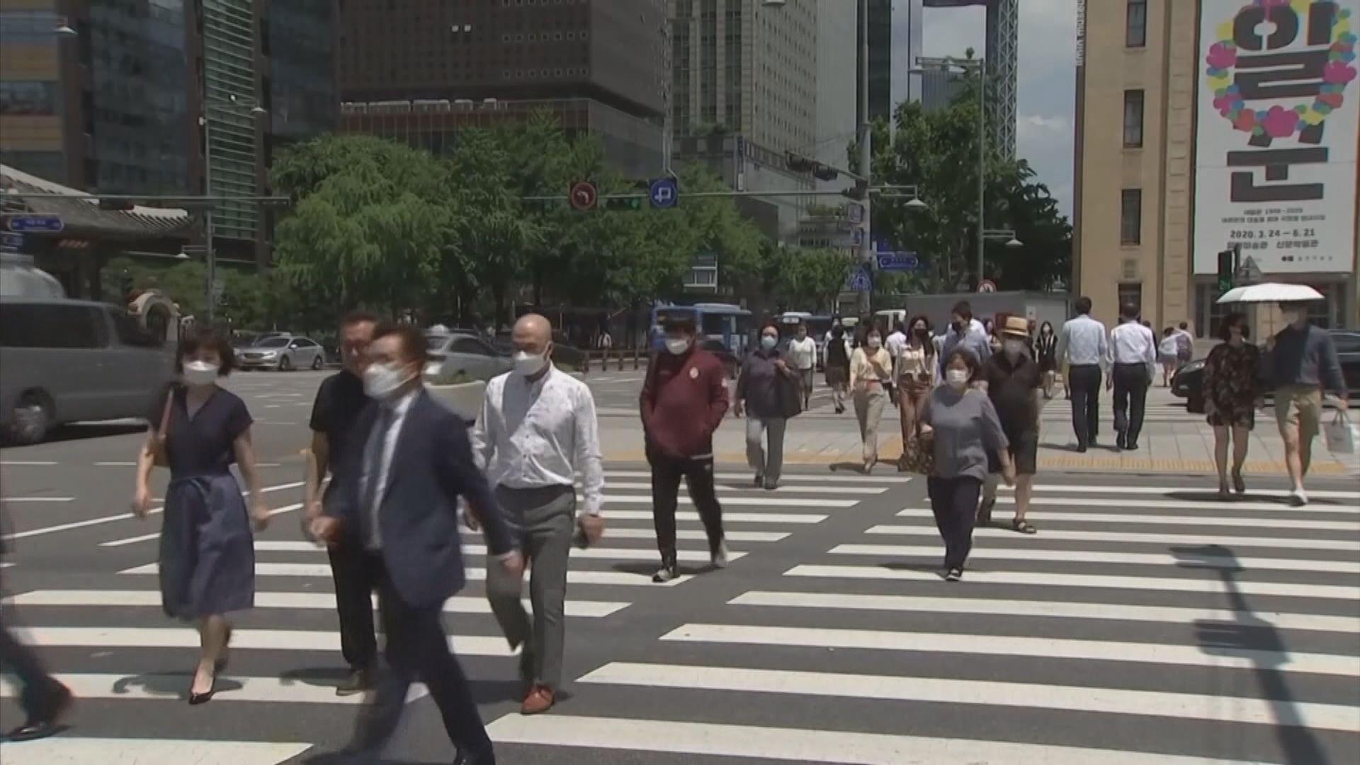 南韓周一起放寬防疫措施