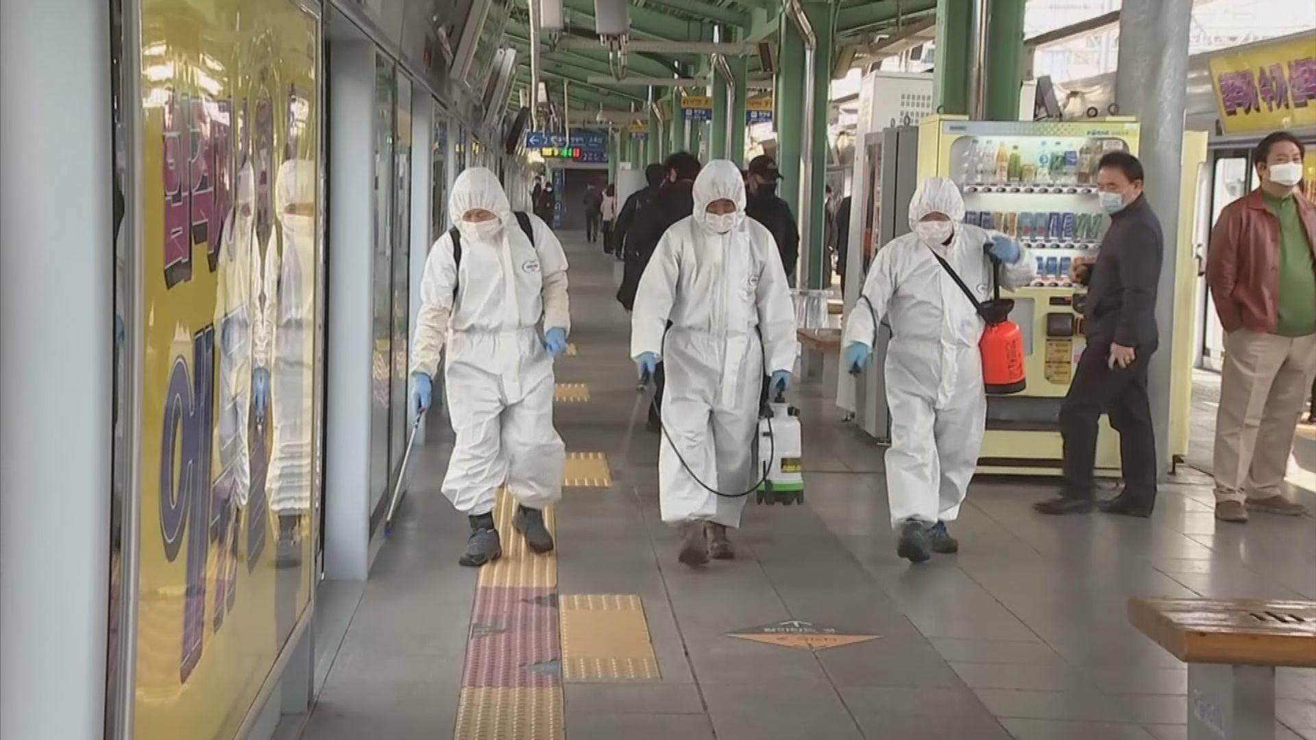 南韓疫情反彈 首都圈周四起收緊社交距離限制措施