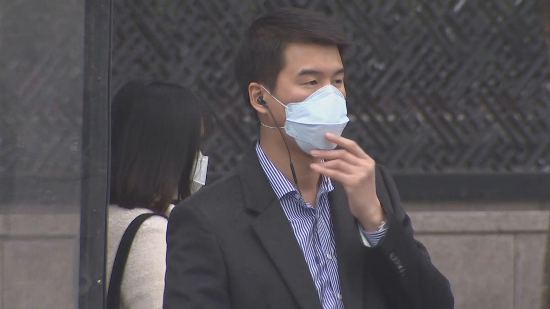 南韓增近八百宗確診 一軍艦32人染疫