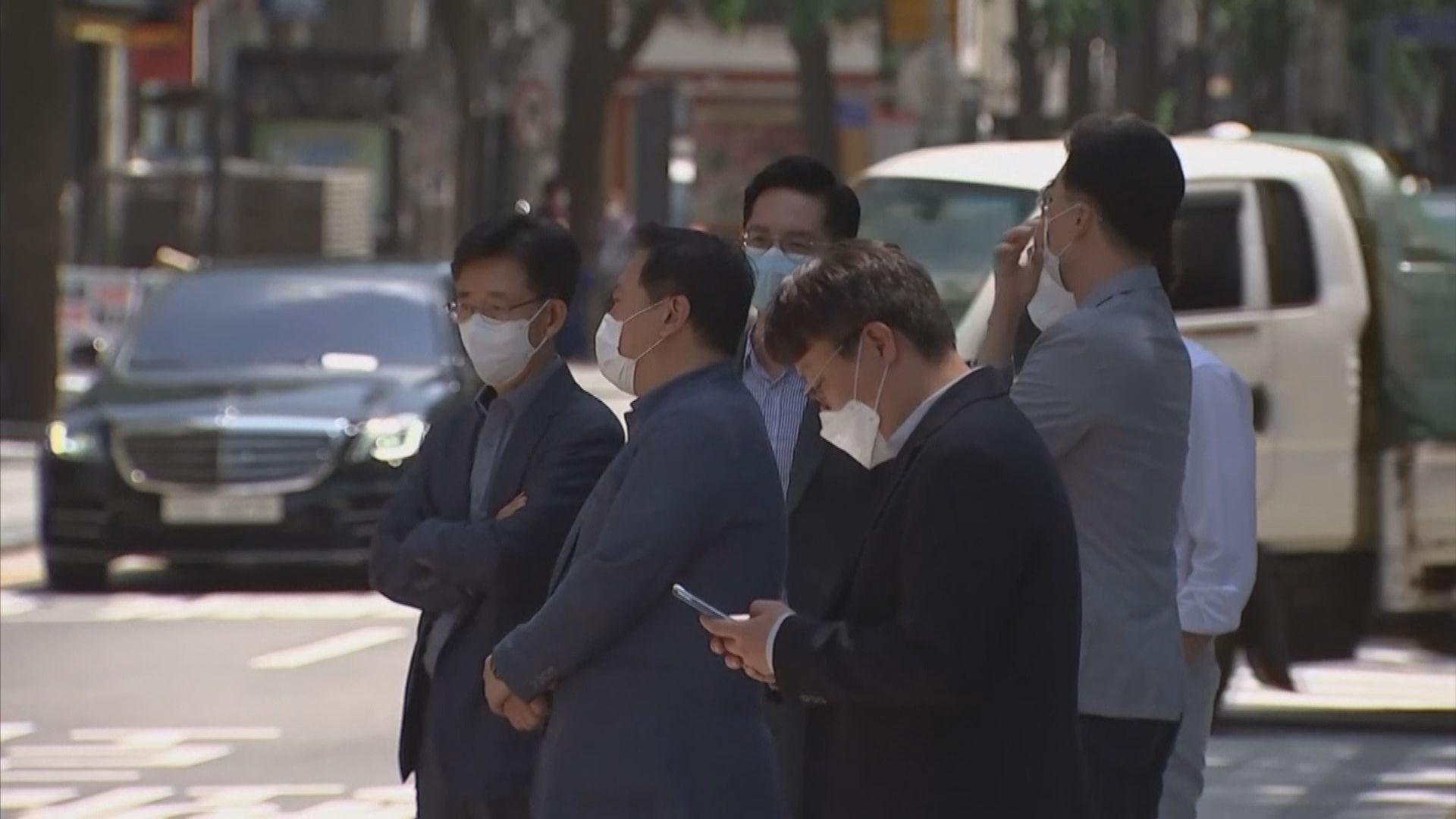 南韓增逾五百宗新冠確診 延長防疫響應級別三周
