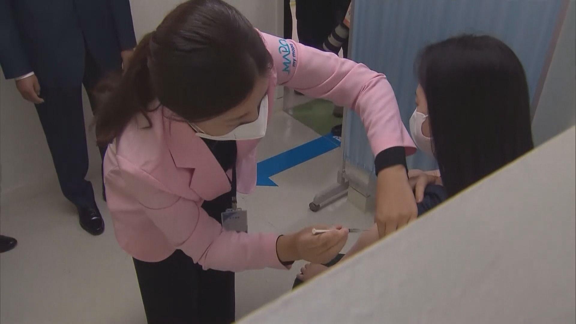 南韓出現首宗完成接種新冠疫苗後確診病例
