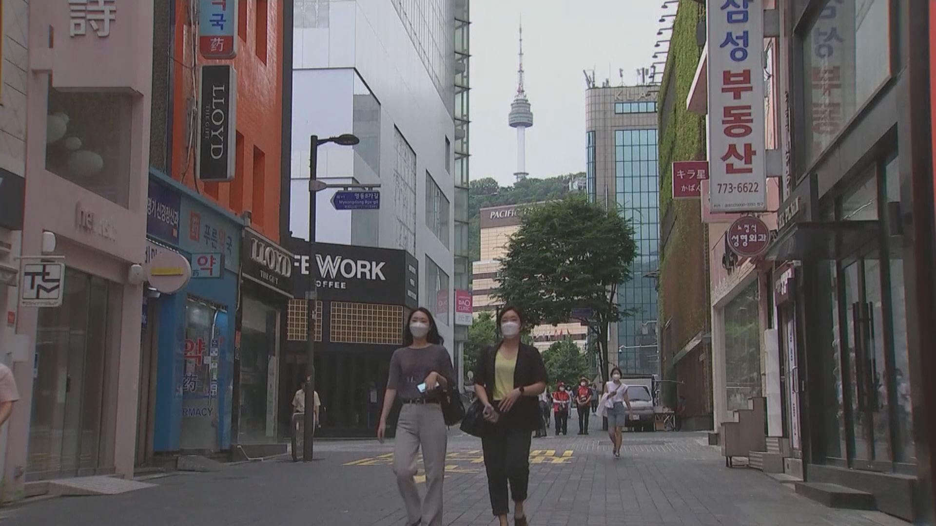 南韓增逾1200宗確診創半年新高 首都圈防疫措施延長一周