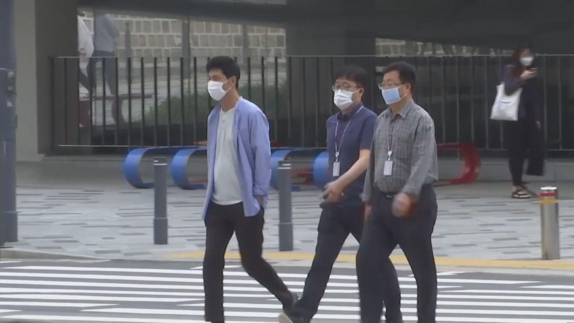 南韓單日增1784宗新冠確診個案 疫情爆發以來最高