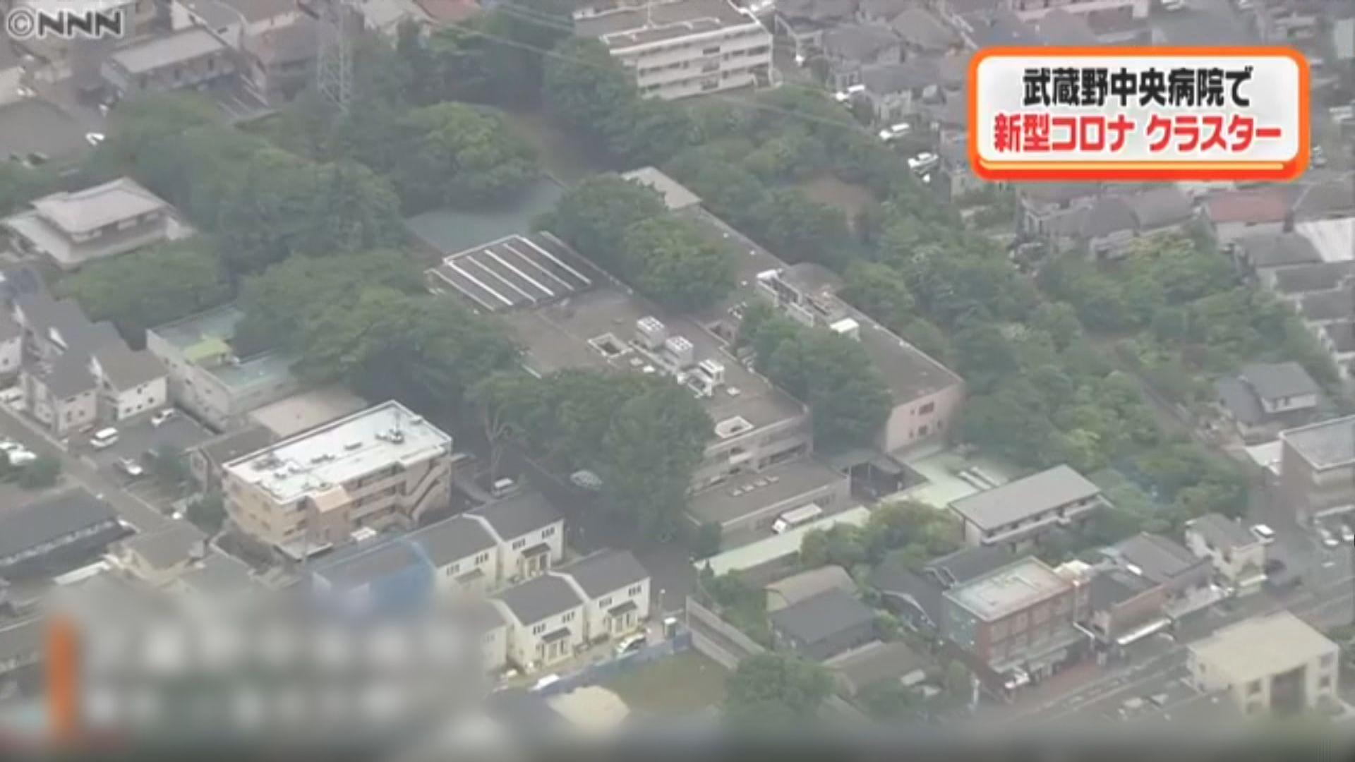 東京和北九州疫情反彈 出現集體感染