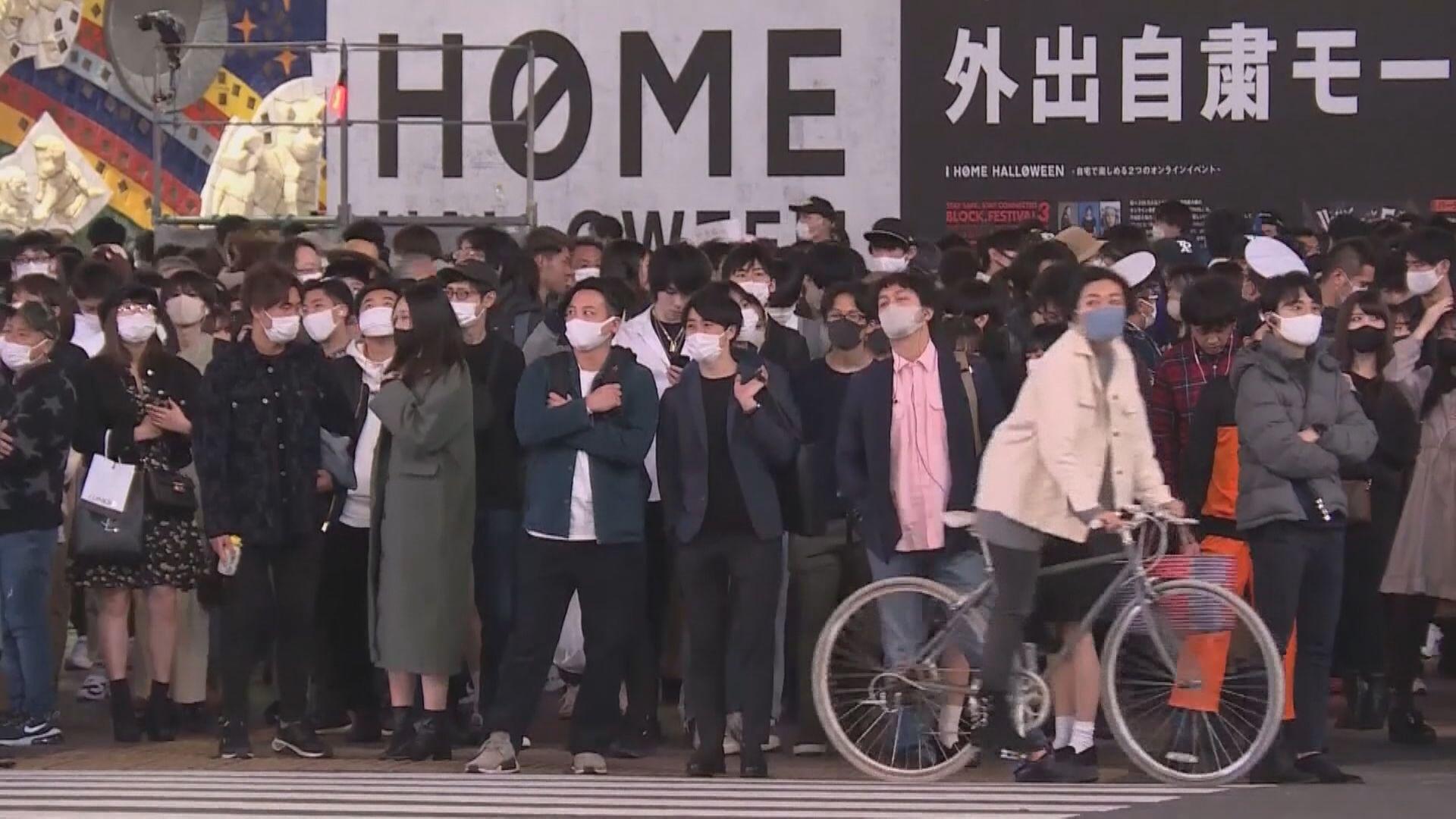 日本出現第八宗變種新冠病毒確診 或涉飛機內傳播