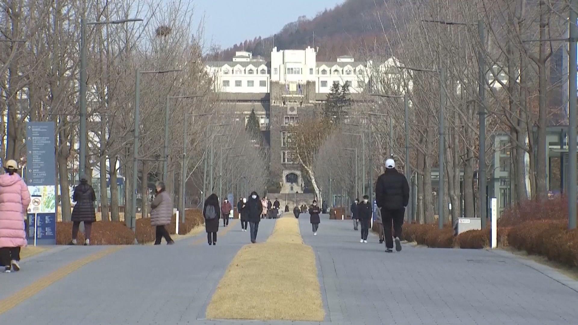 南韓放寬營業時間和限聚等防疫措施