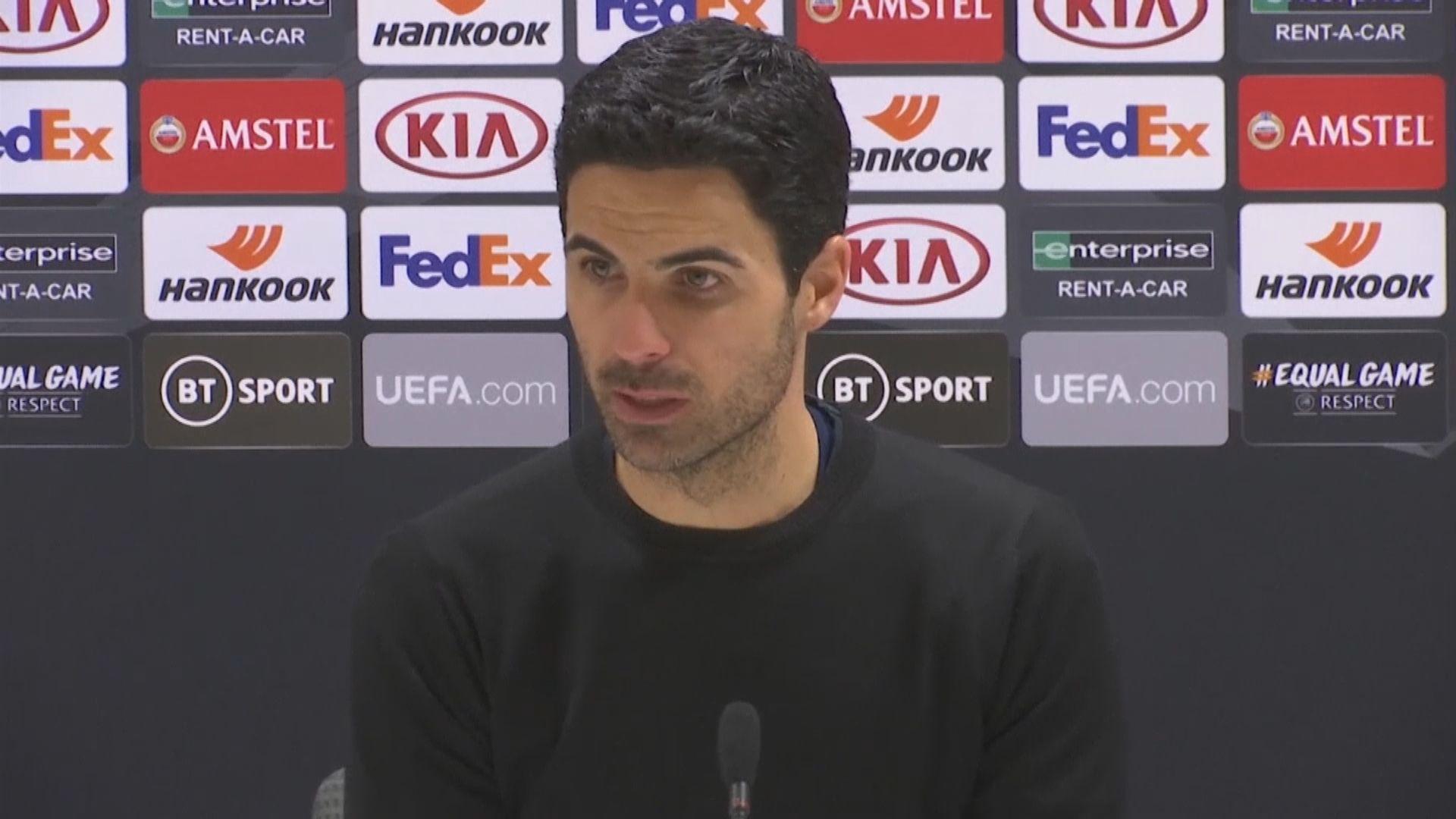 阿仙奴領隊阿迪達確診 英超將開會商討餘下賽程安排