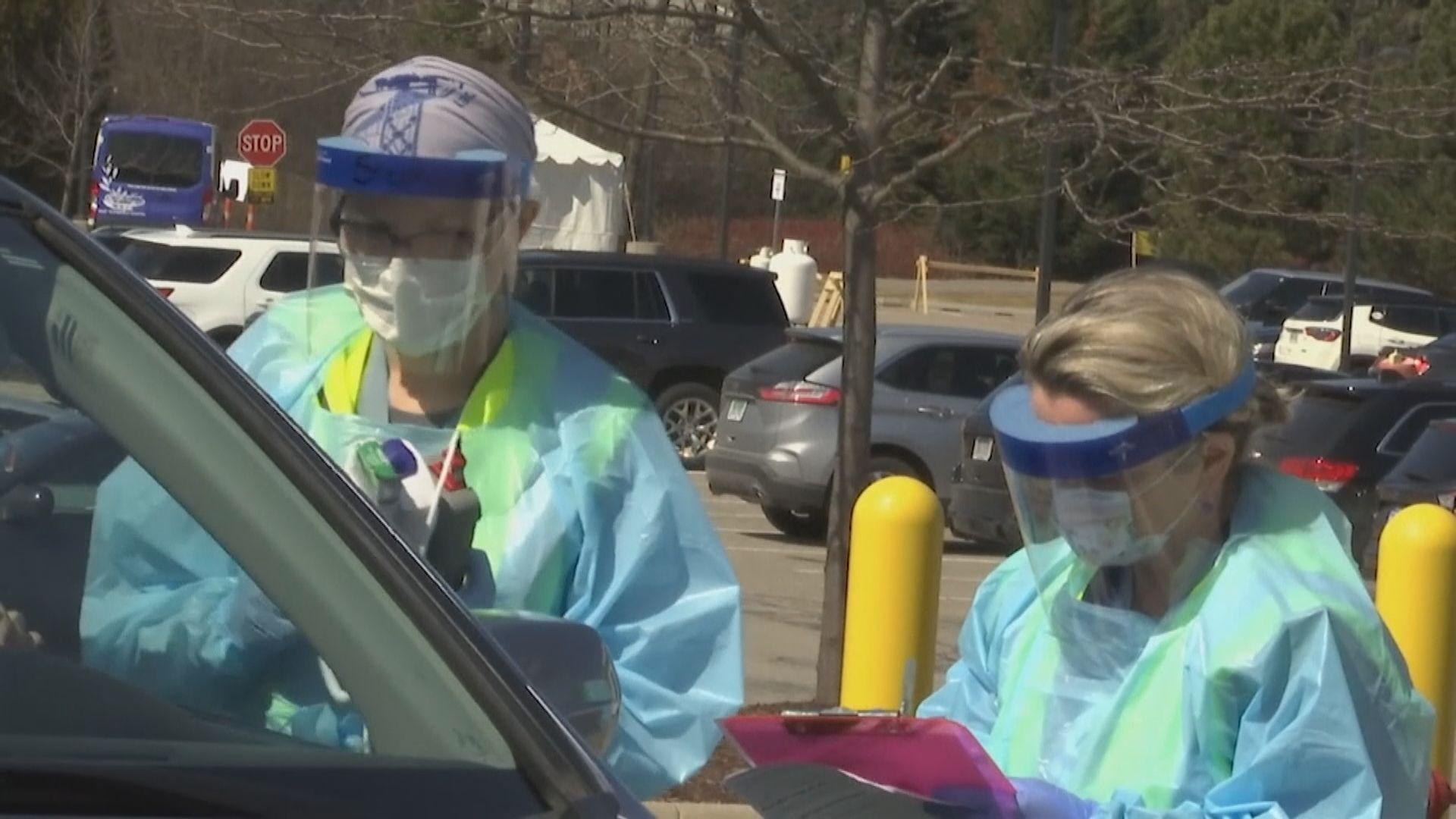 美國聯邦醫護裝備庫存近耗盡 呼吸機或缺保養無法運作
