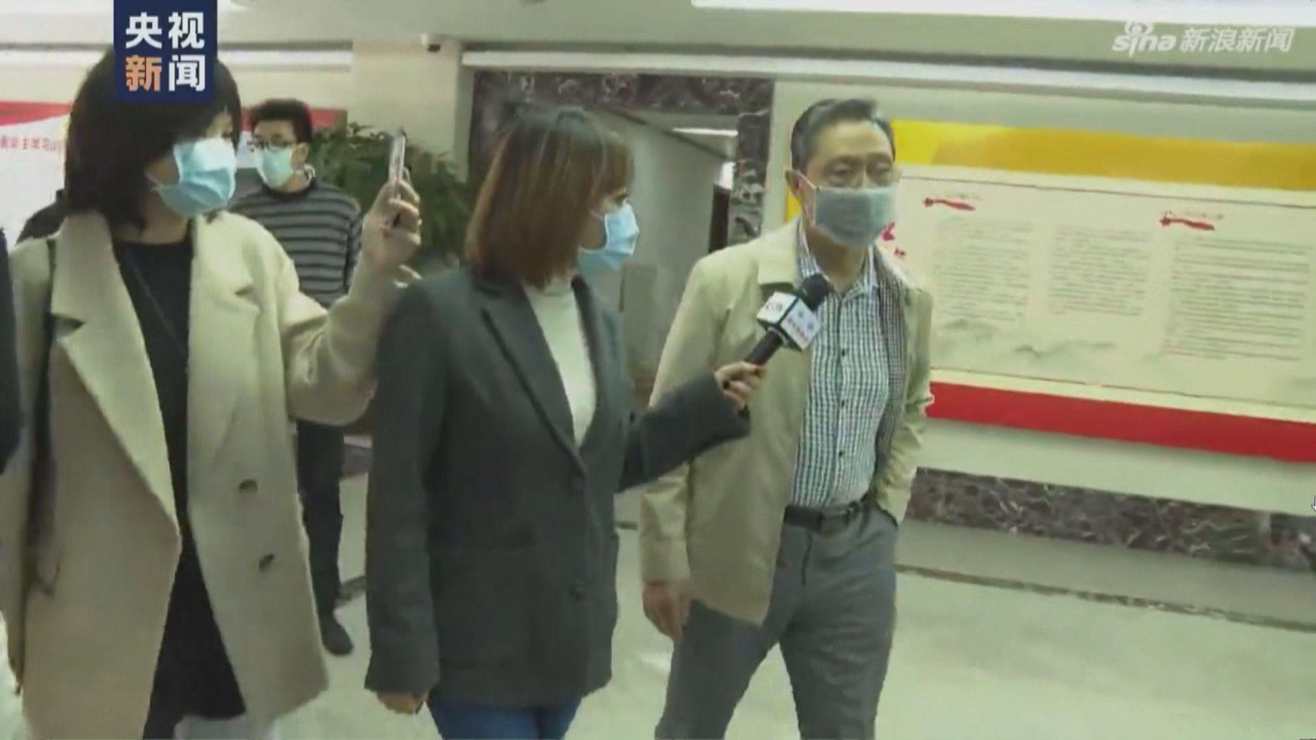 鍾南山:要注意糞便傳染的可能性