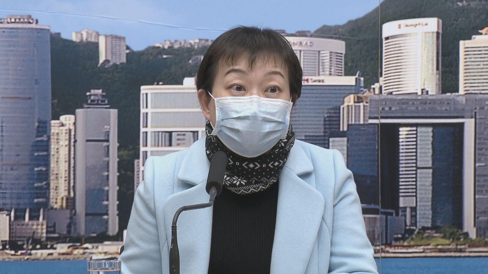 一對武漢夫婦初步對新型冠狀病毒呈陽性反應 曾到本港多間酒店