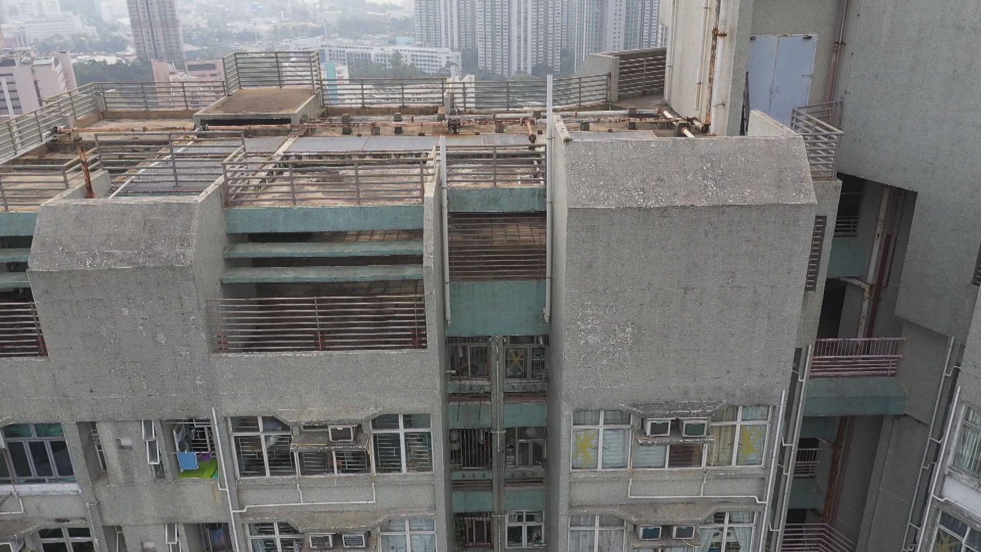 富亨邨亨泰樓四個環境樣本呈陽性