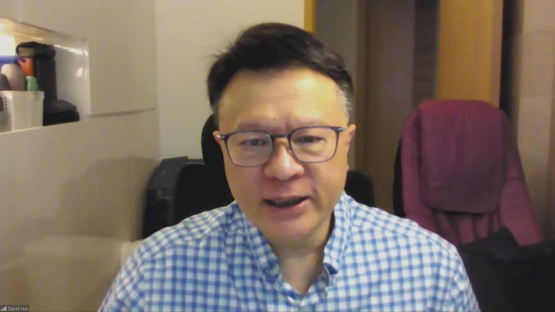 許樹昌:要盡快為大埔居民檢測 找出隱形傳播