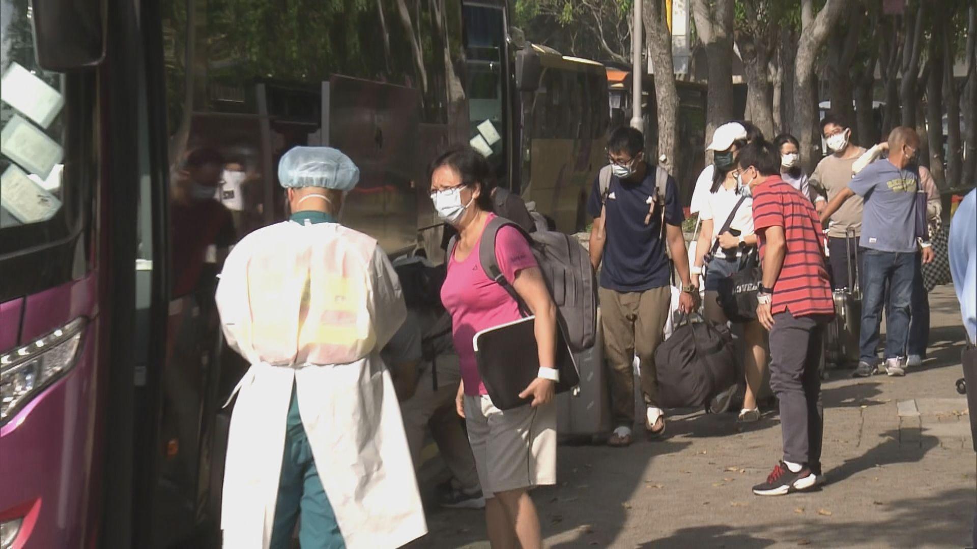 東涌映灣園女菲傭驗出雙重變種病毒 同座居民撤離檢疫