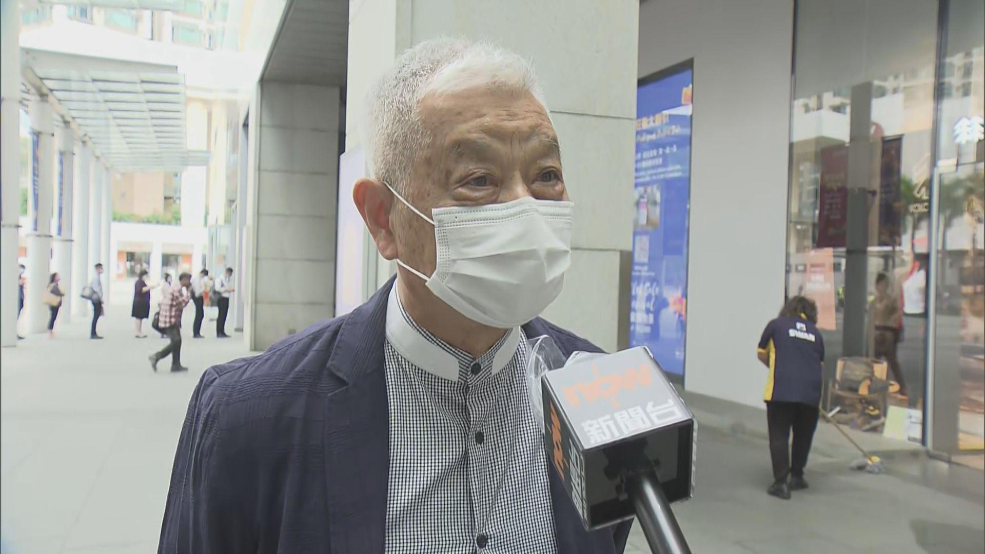 上月11日曾訪東薈城須強檢 居民指難以回想上月行程