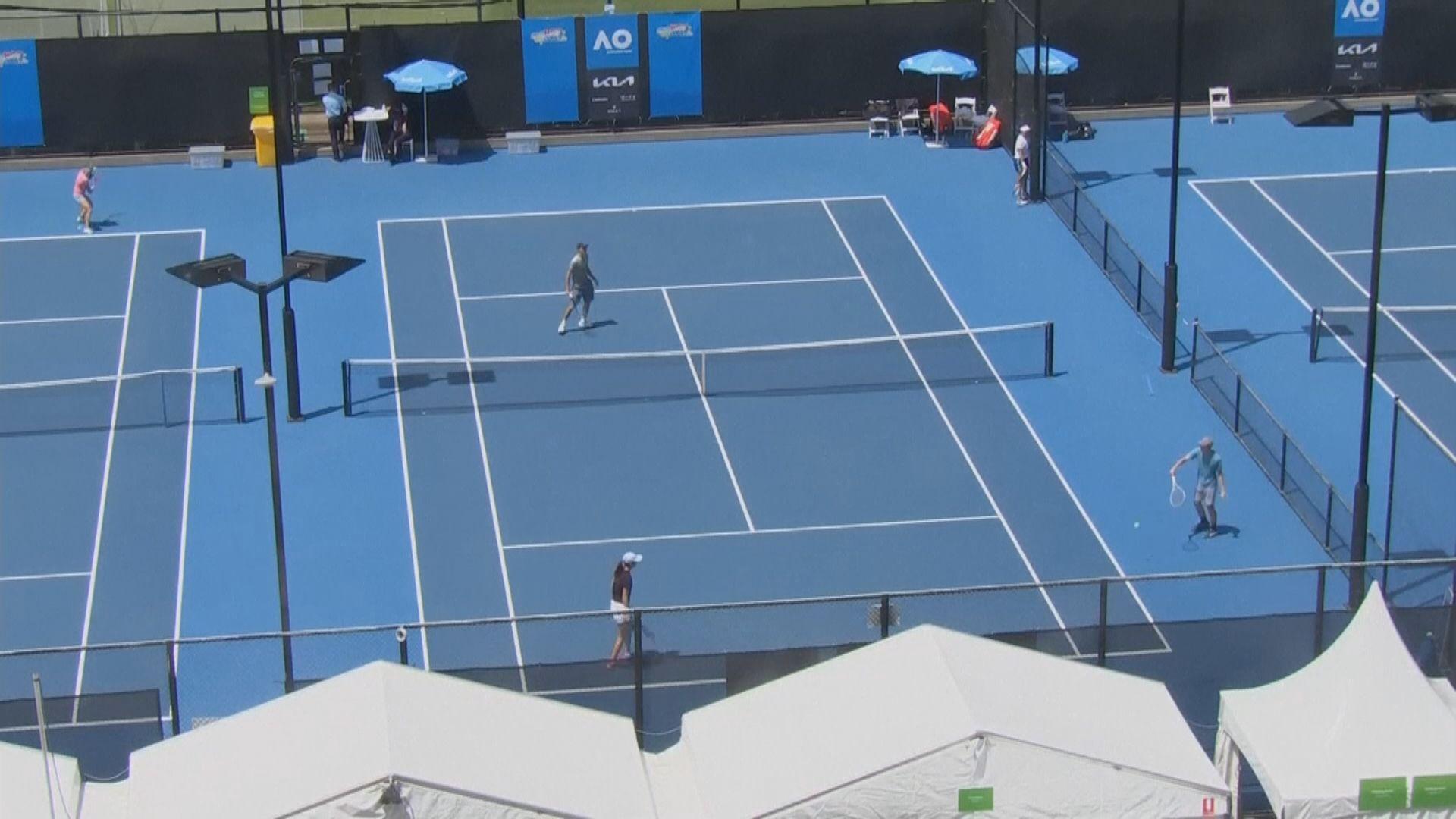 澳洲再多三宗確診與澳網有關 包括兩名球手
