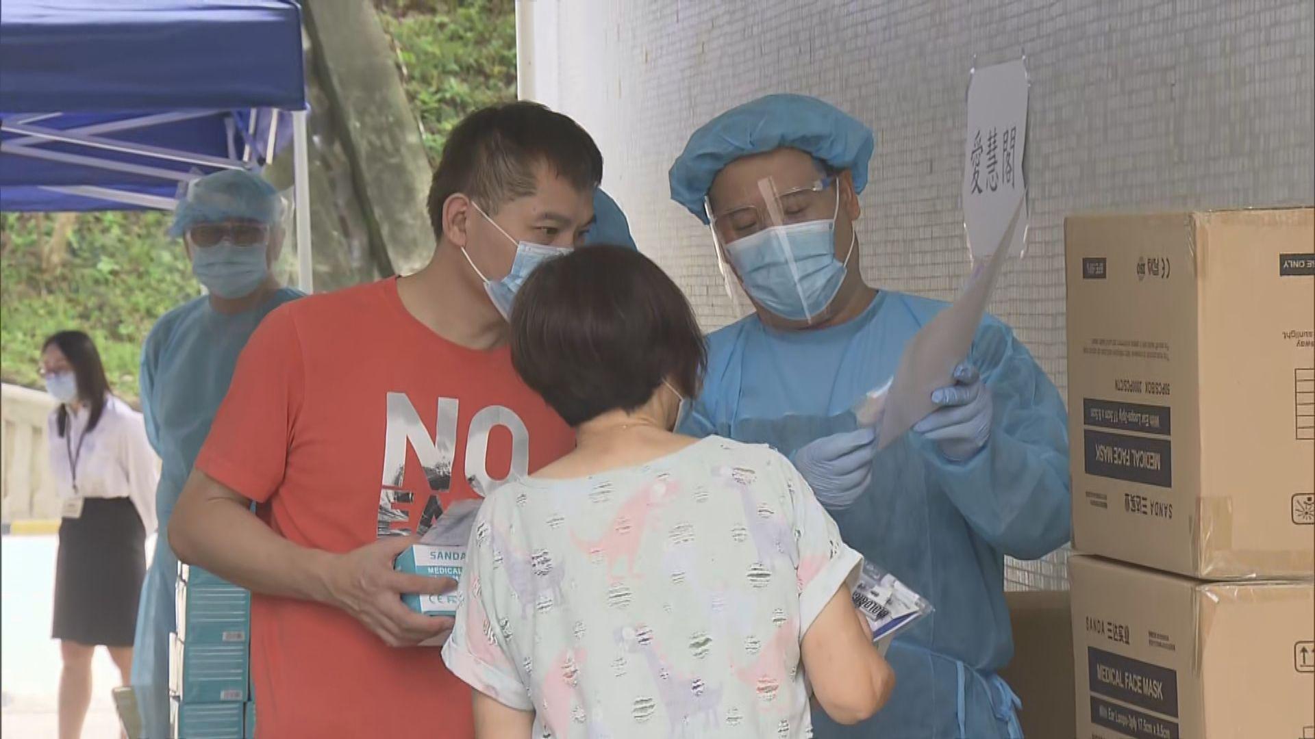 新冠病毒免費社區檢測計劃擴大至多個地區