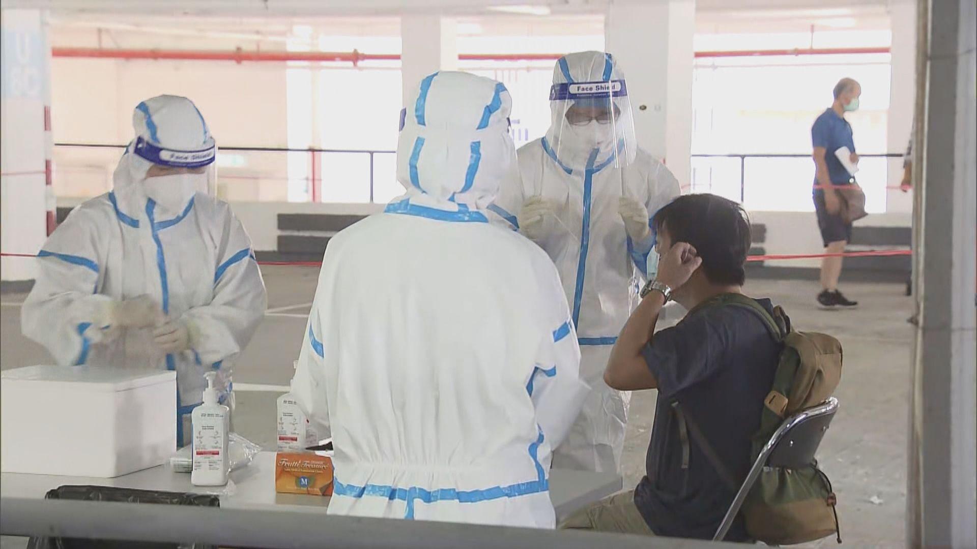 政府邀私家醫生、牙醫及護士協助全民檢測採樣