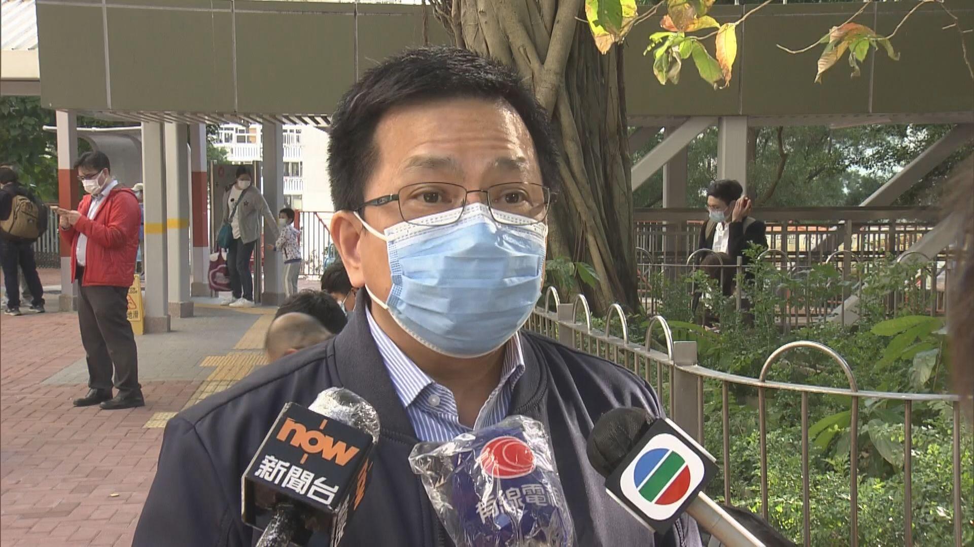 測量師指豐澤樓喉管設計常見 籲居民留意有否滲漏