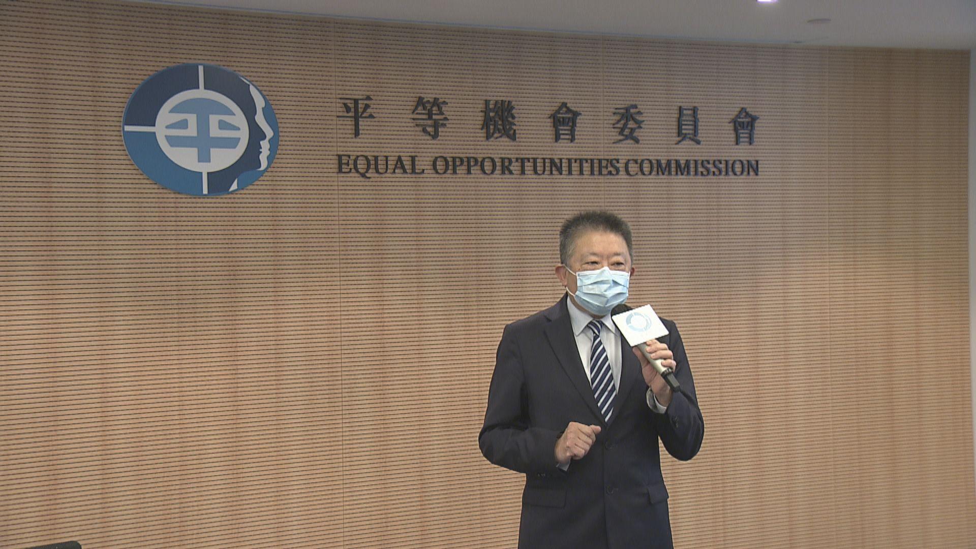 朱敏健:若措施為保障公眾健康 不涉違反殘疾歧視條例