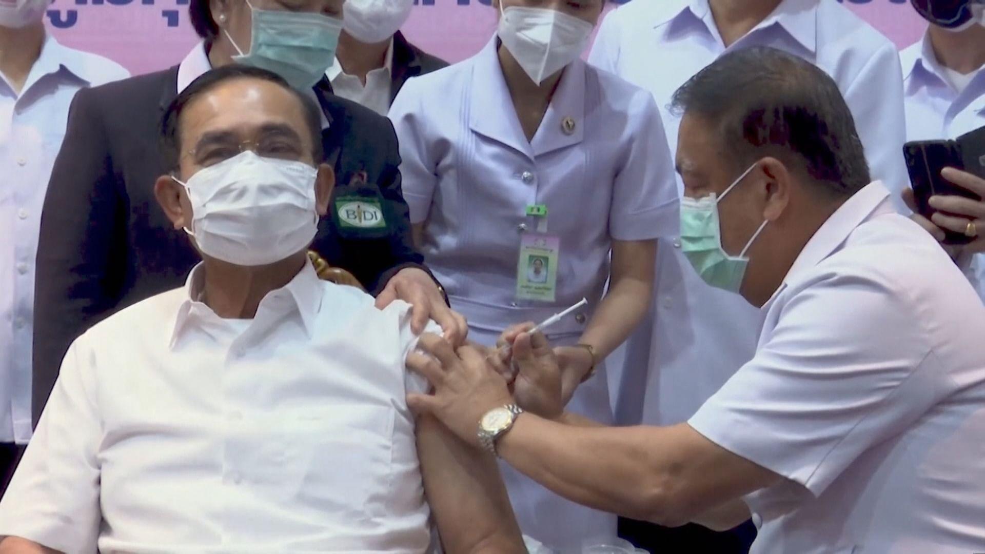 泰總理曾接觸新冠確診患者將自我隔離一周