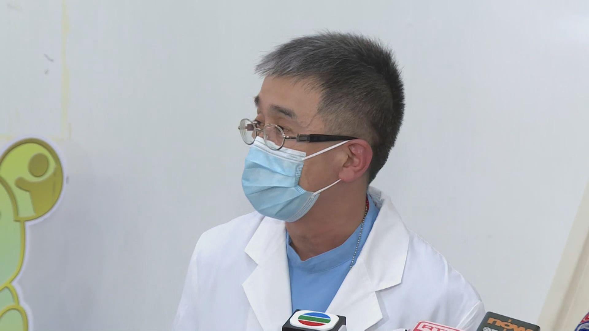 有確診患者逗留在屯門醫院非負壓病房 至少12人需觀察
