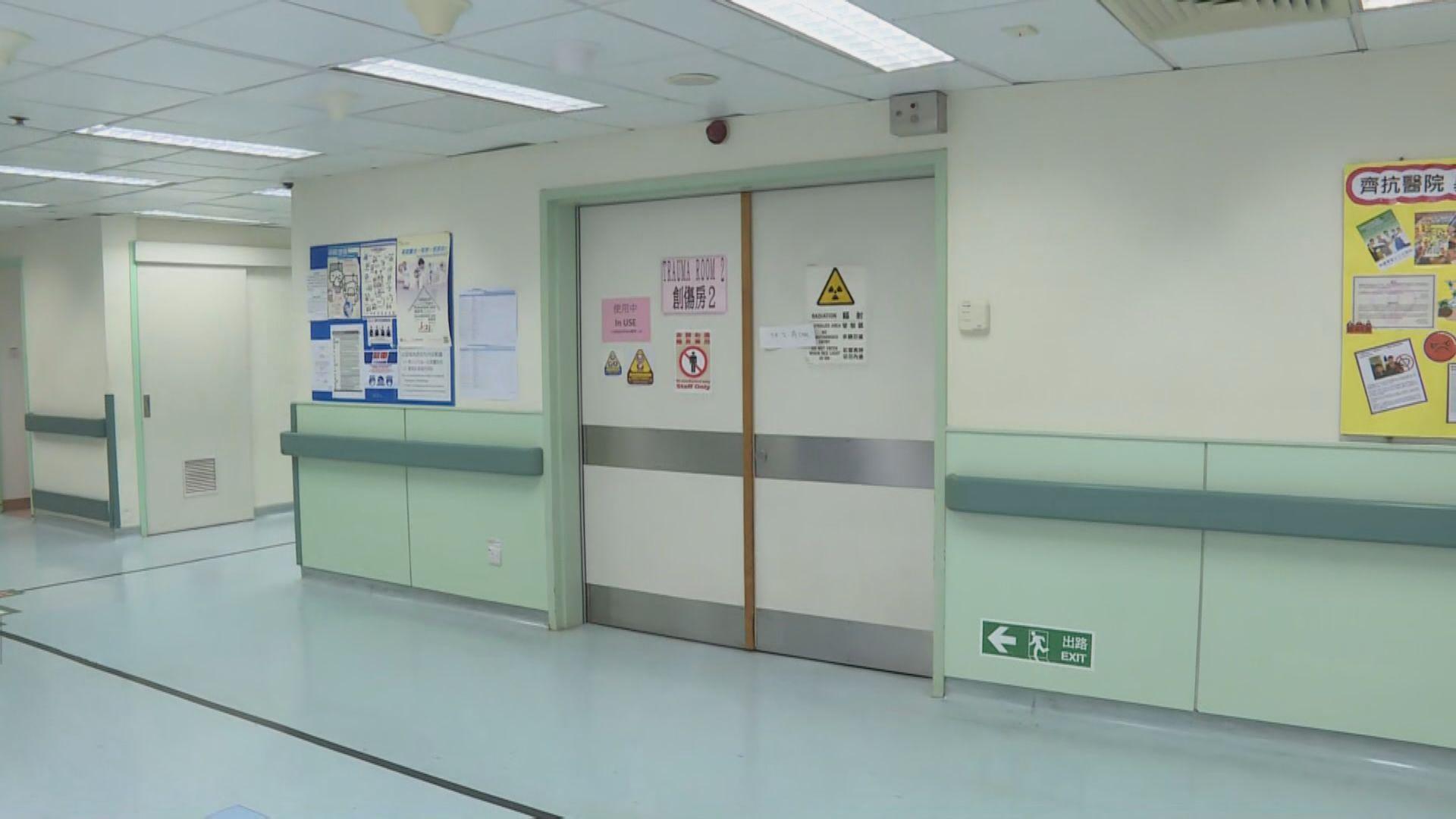屯門醫院相信院内中央空調系統未受影響