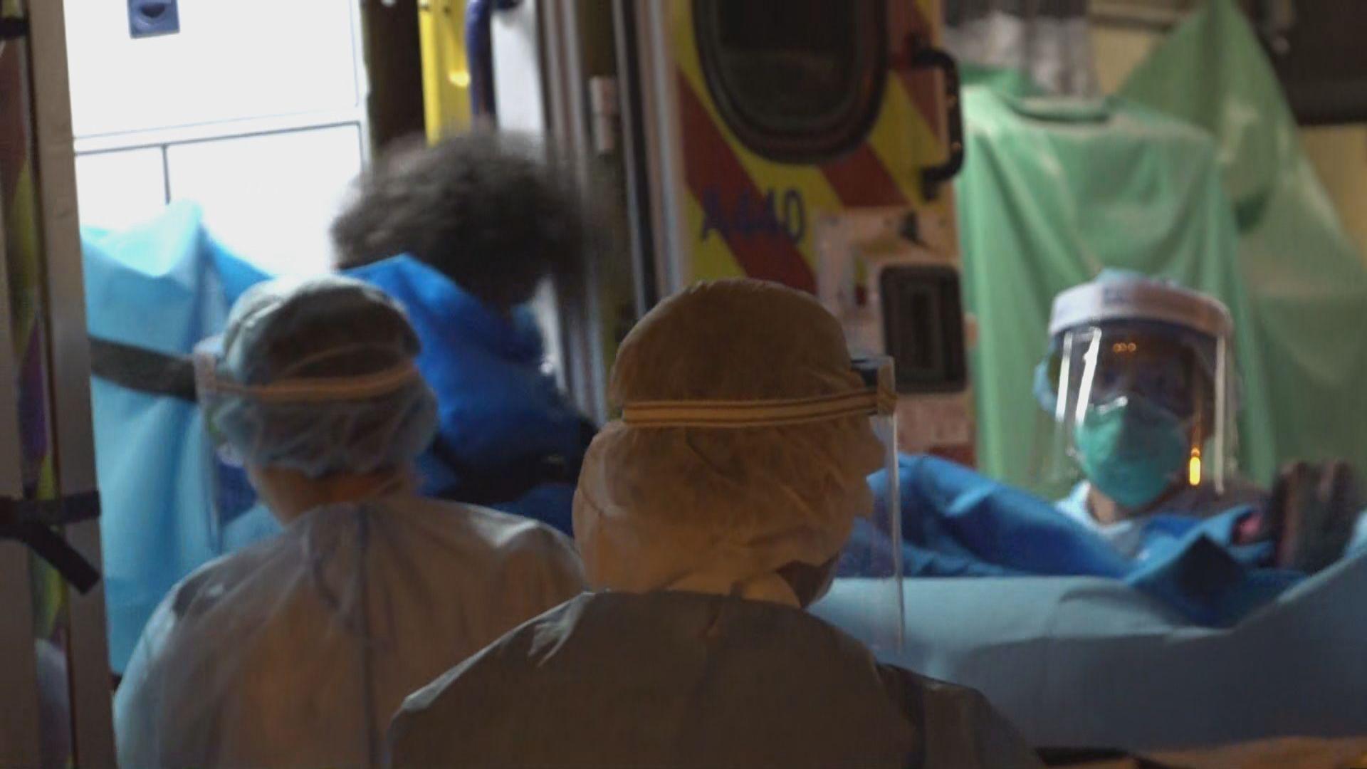 消息:屯門醫院確診病人丈夫高度懷疑感染新型冠狀病毒