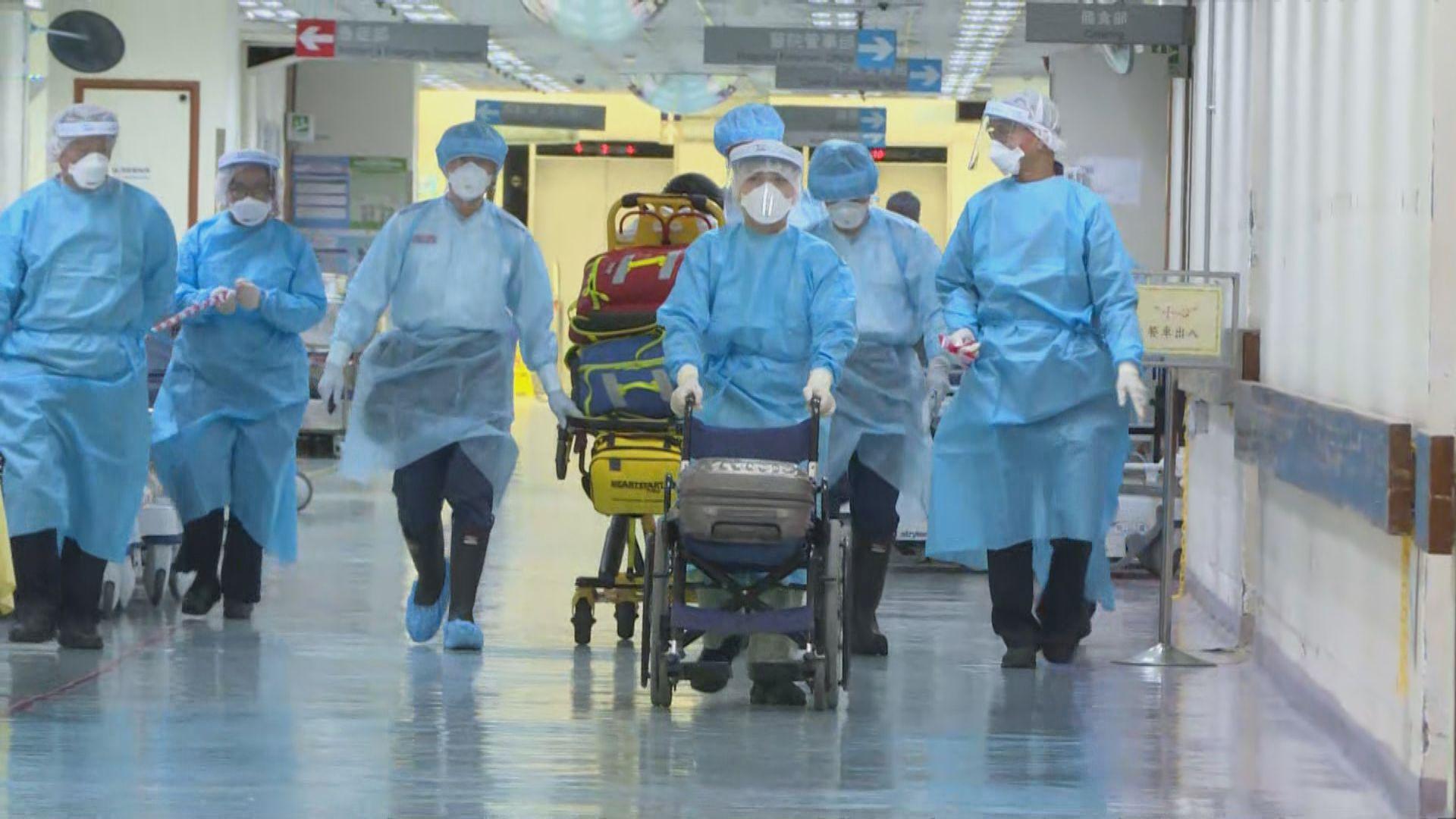 本港新型冠狀病毒確診個案數目增至八宗