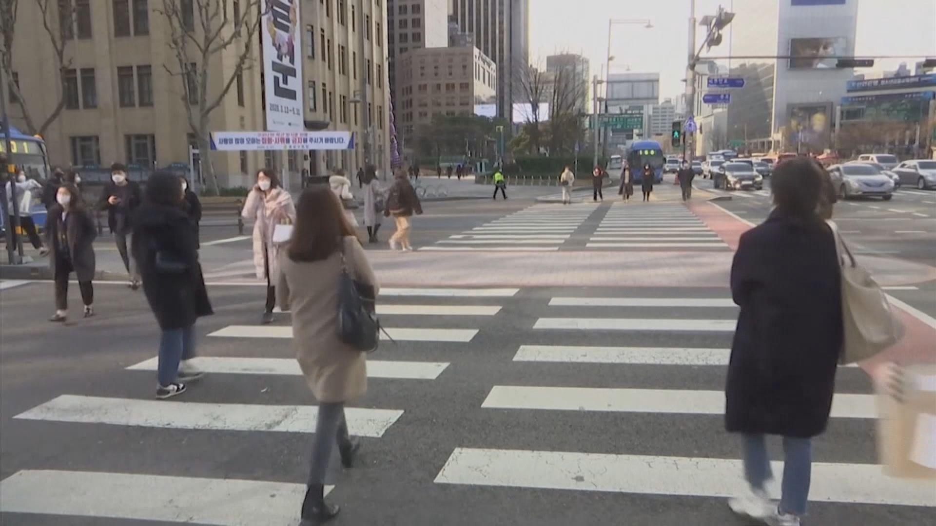 日本呼籲民眾切勿前往南韓大邱及清道郡