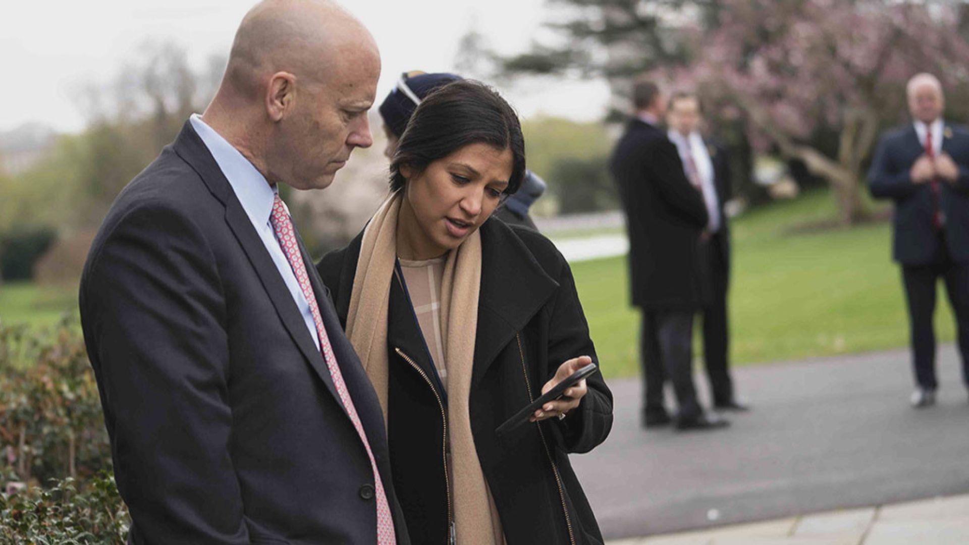 美國副總統發言人確診 白宮強調已落實防疫措施
