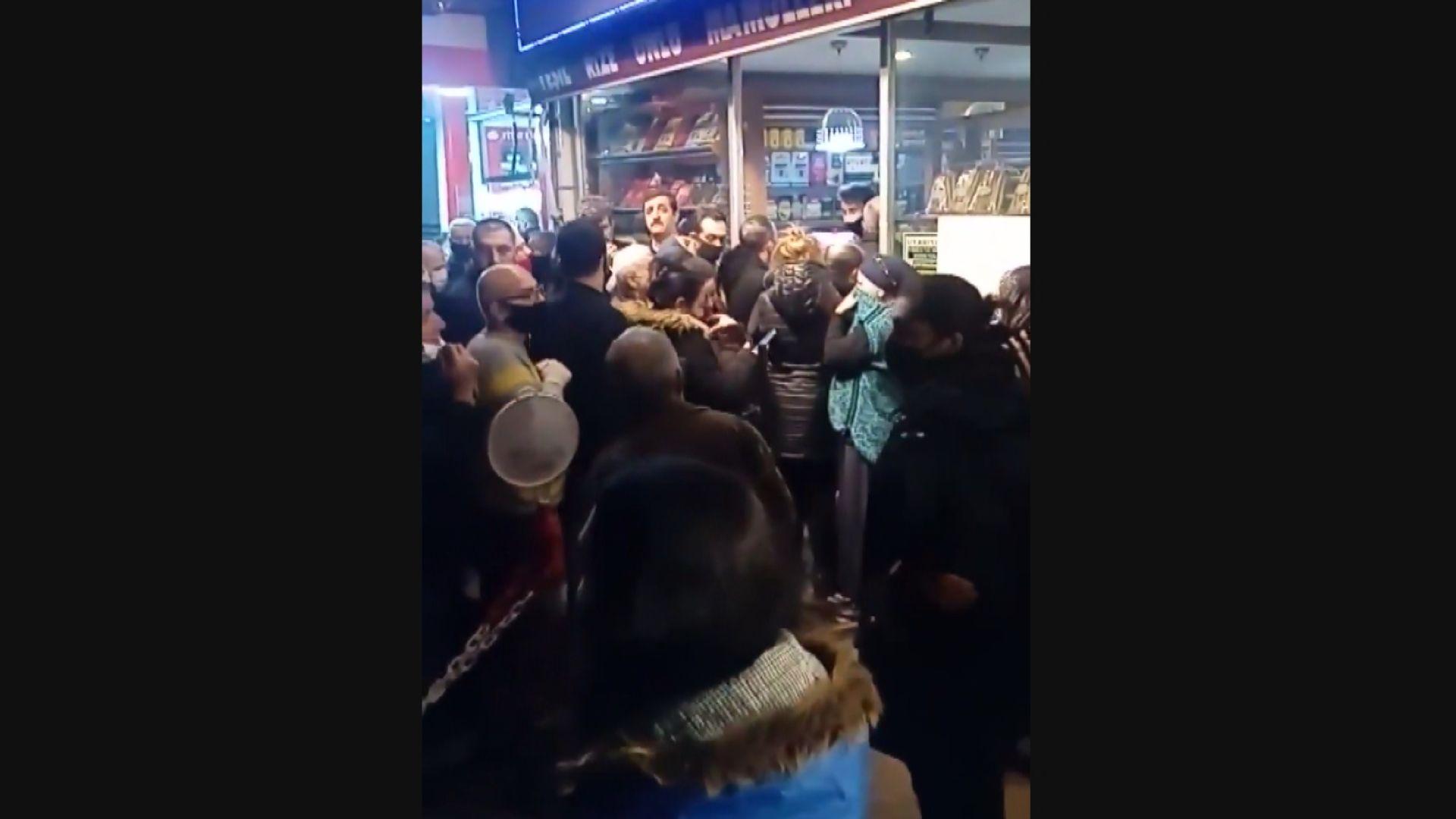 土耳其多個城市周六起封城48小時以遏疫情
