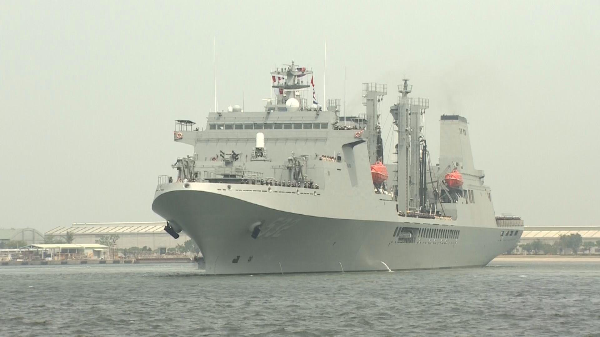 台灣敦睦艦隊至少24人確診 專家指最多出現六波傳播