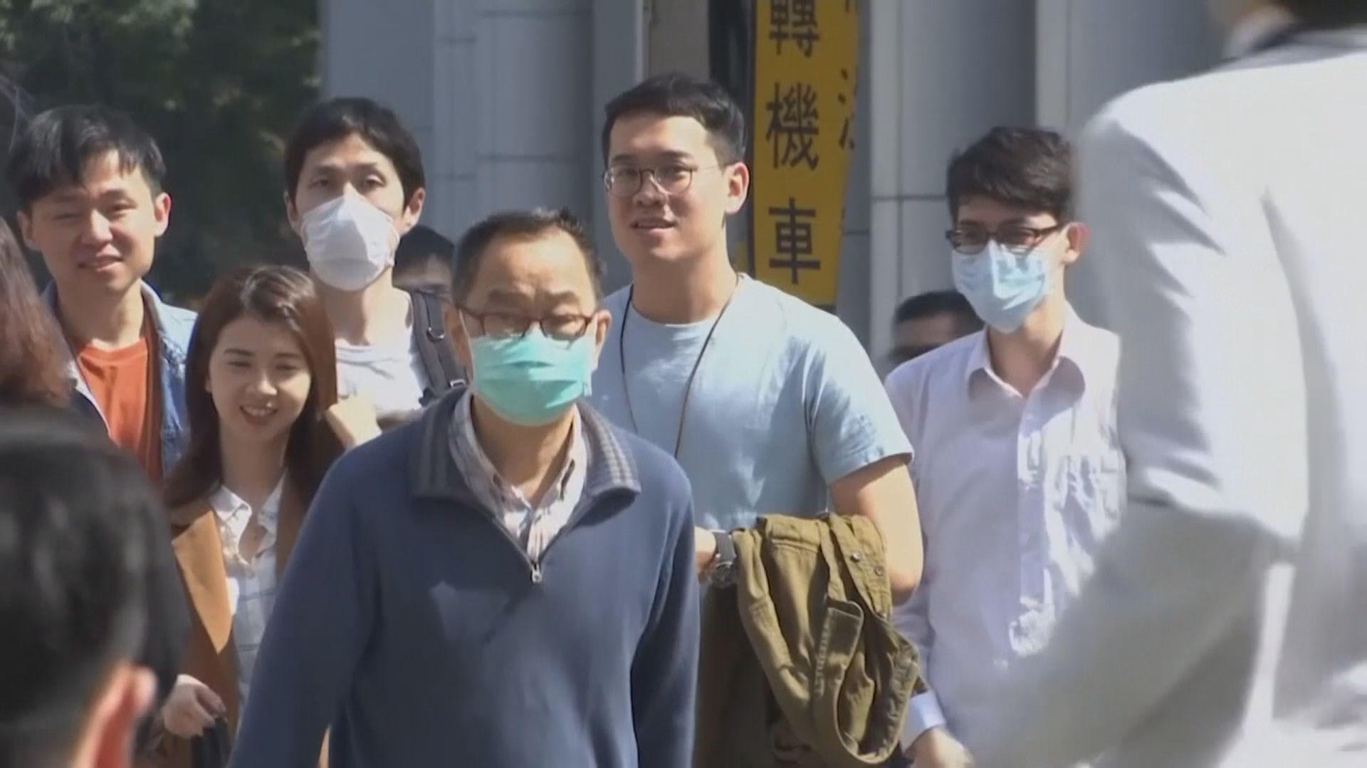 台灣一醫院出現院內感染 兩宗確診