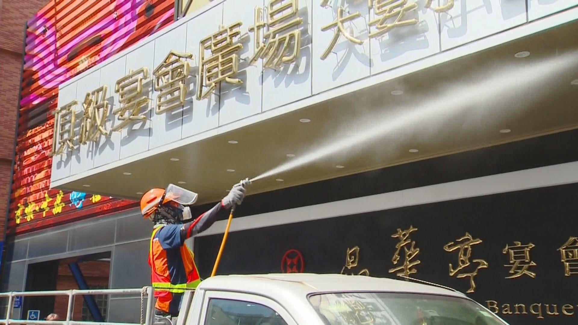 台灣感染群組有關連 升至三級警戒可能性降低