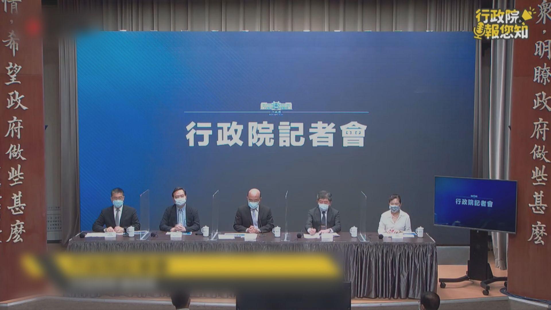 台灣單日增180宗本土確診個案 雙北警戒級別提升到第三級