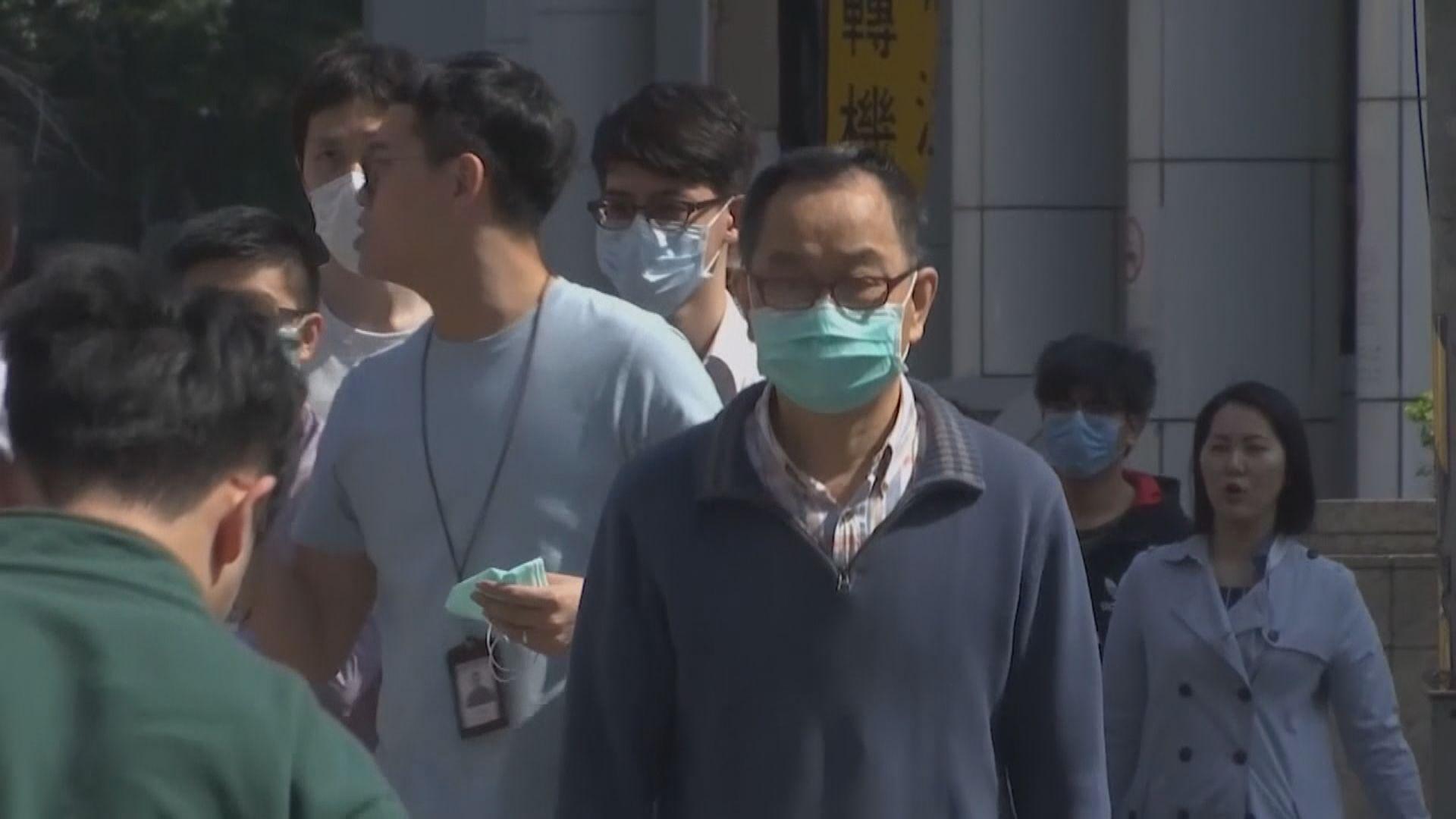 新增180宗本土確診 台北萬華區佔逾40宗