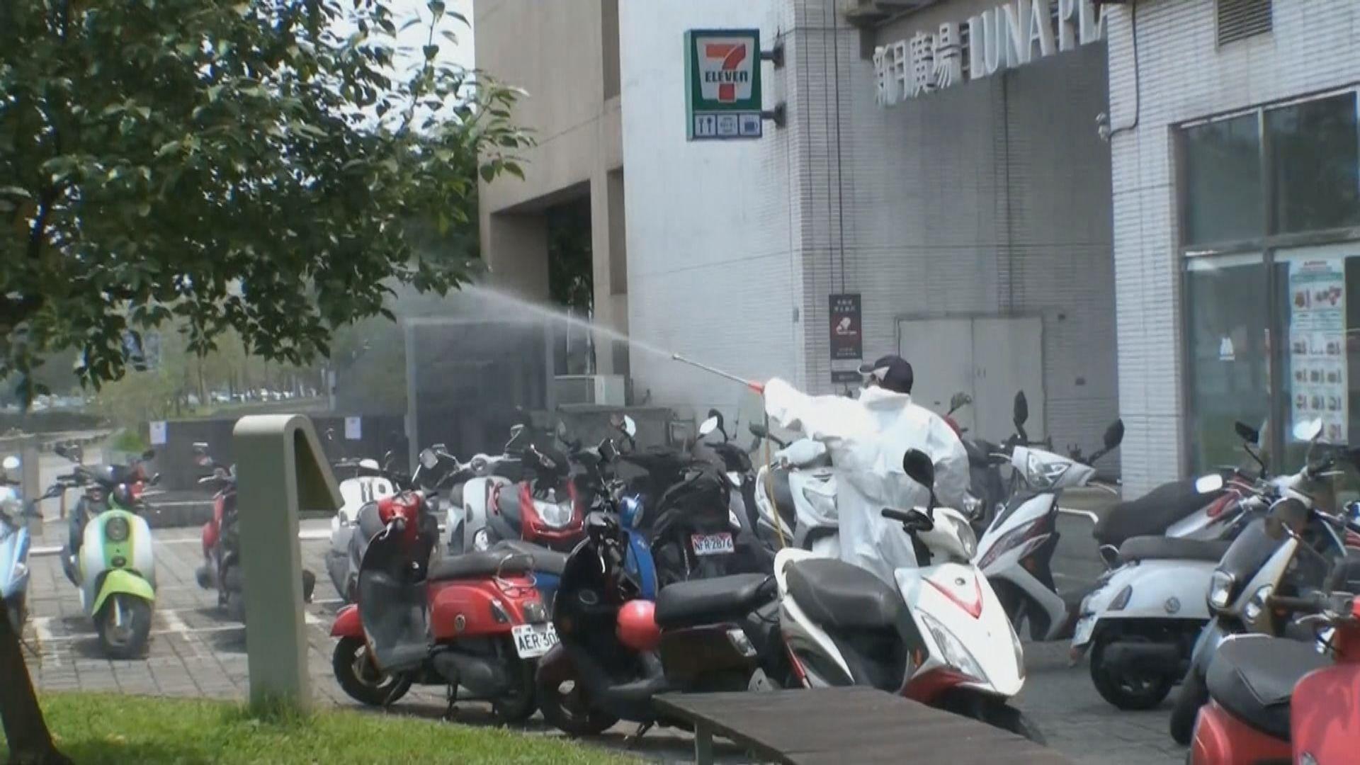 台灣增180宗本土確診 遍布雙北宜蘭台中七縣市