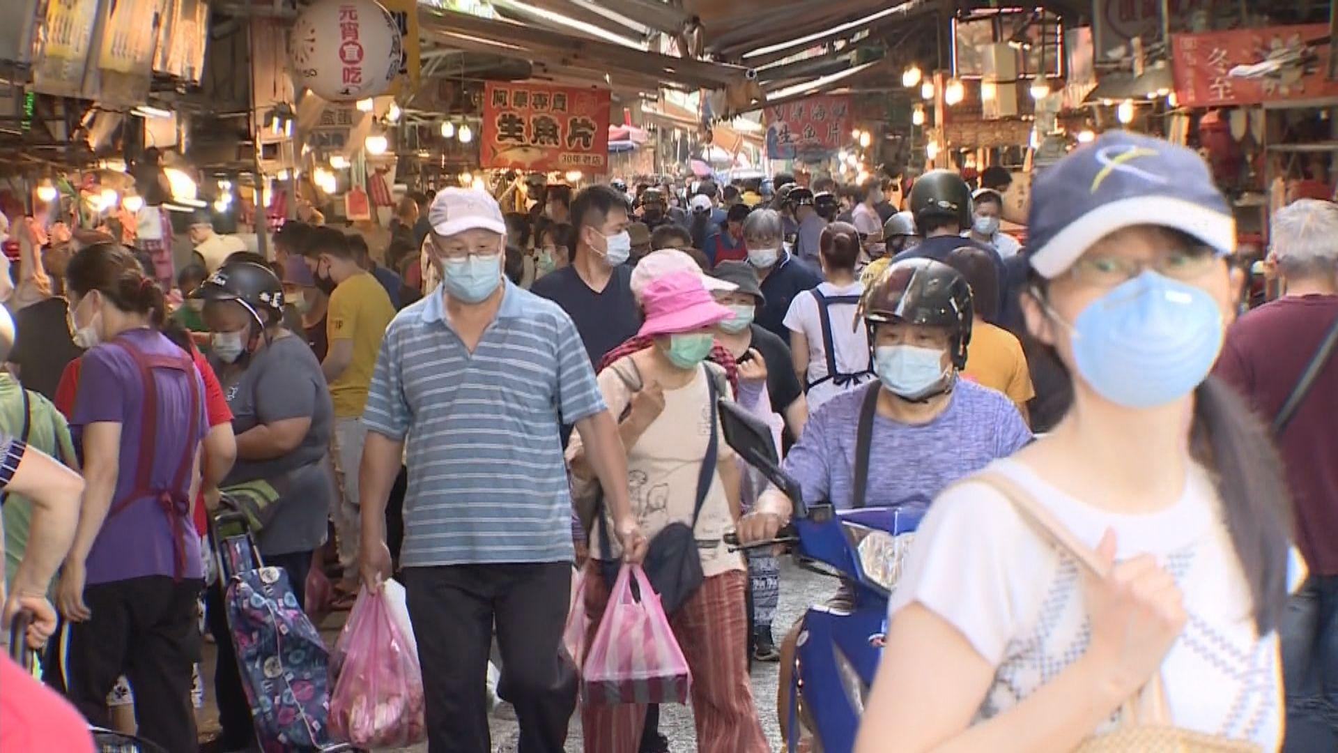 台灣確診206宗新冠本土個案 集中在台北市和新北市