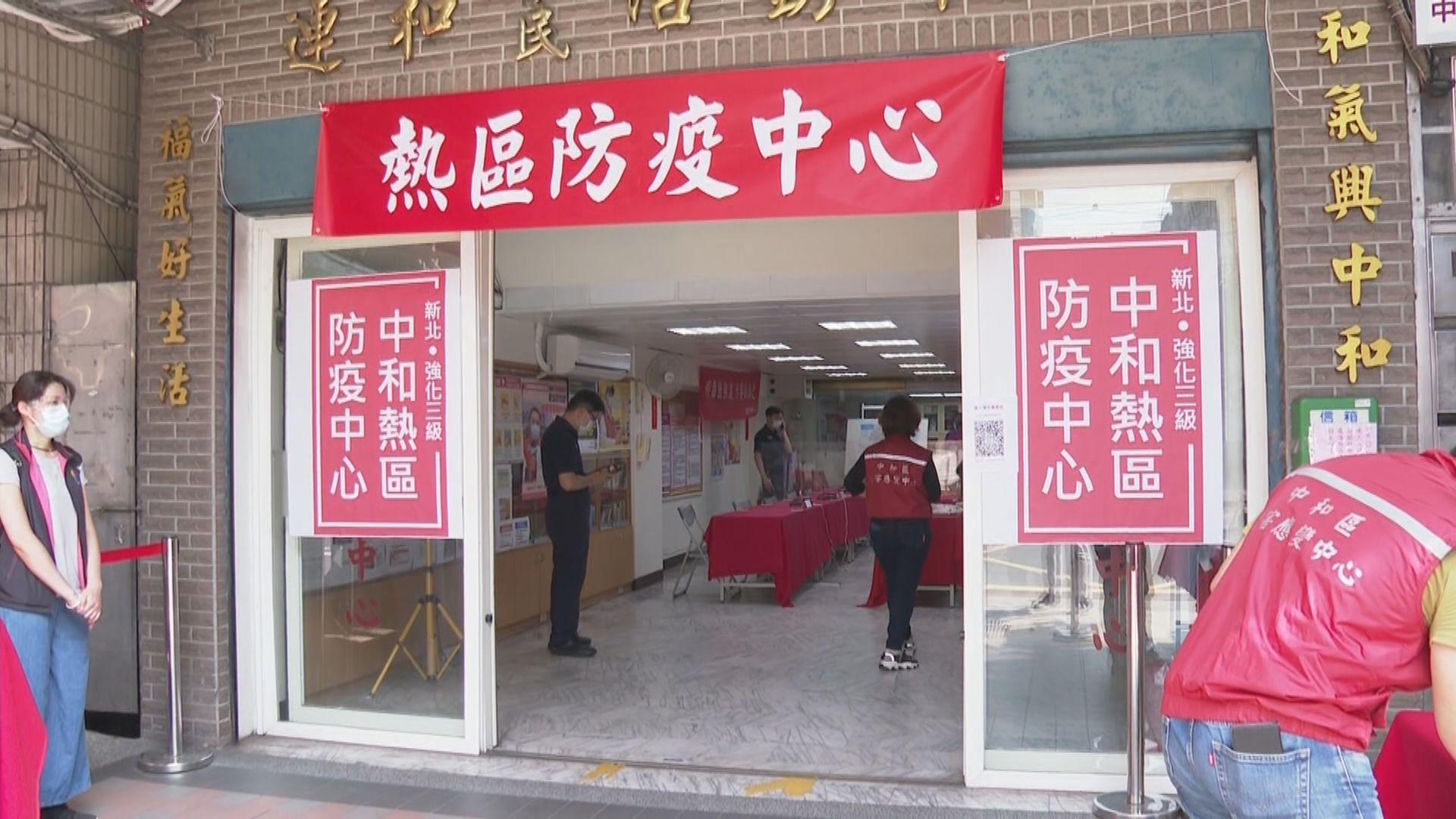 台灣新增287宗確診 另有170宗修正本土個案