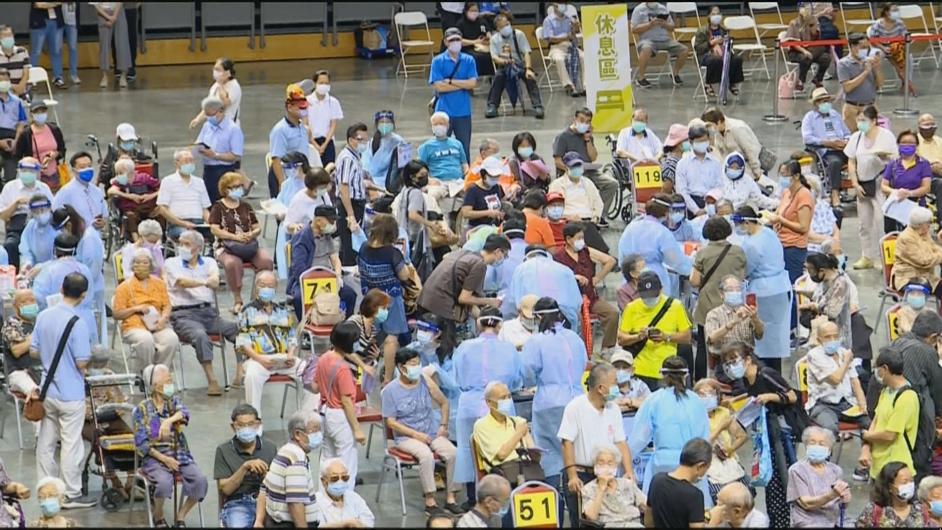 台灣增132宗本土確診 為三級警戒以來單日最少