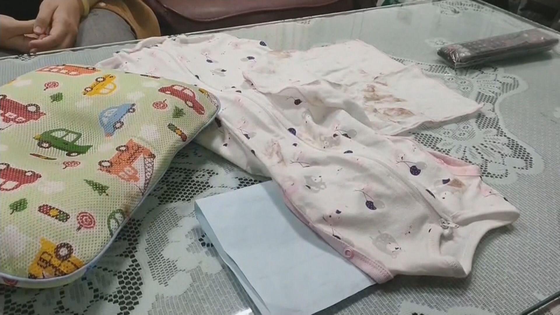 台灣一名女子接種疫苗後餵哺母乳 女嬰其後猝死