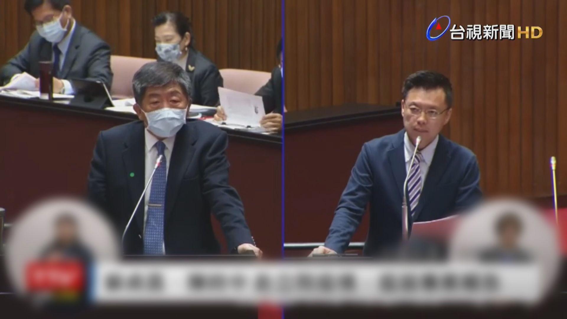 台灣料七月接種本土研發新冠疫苗