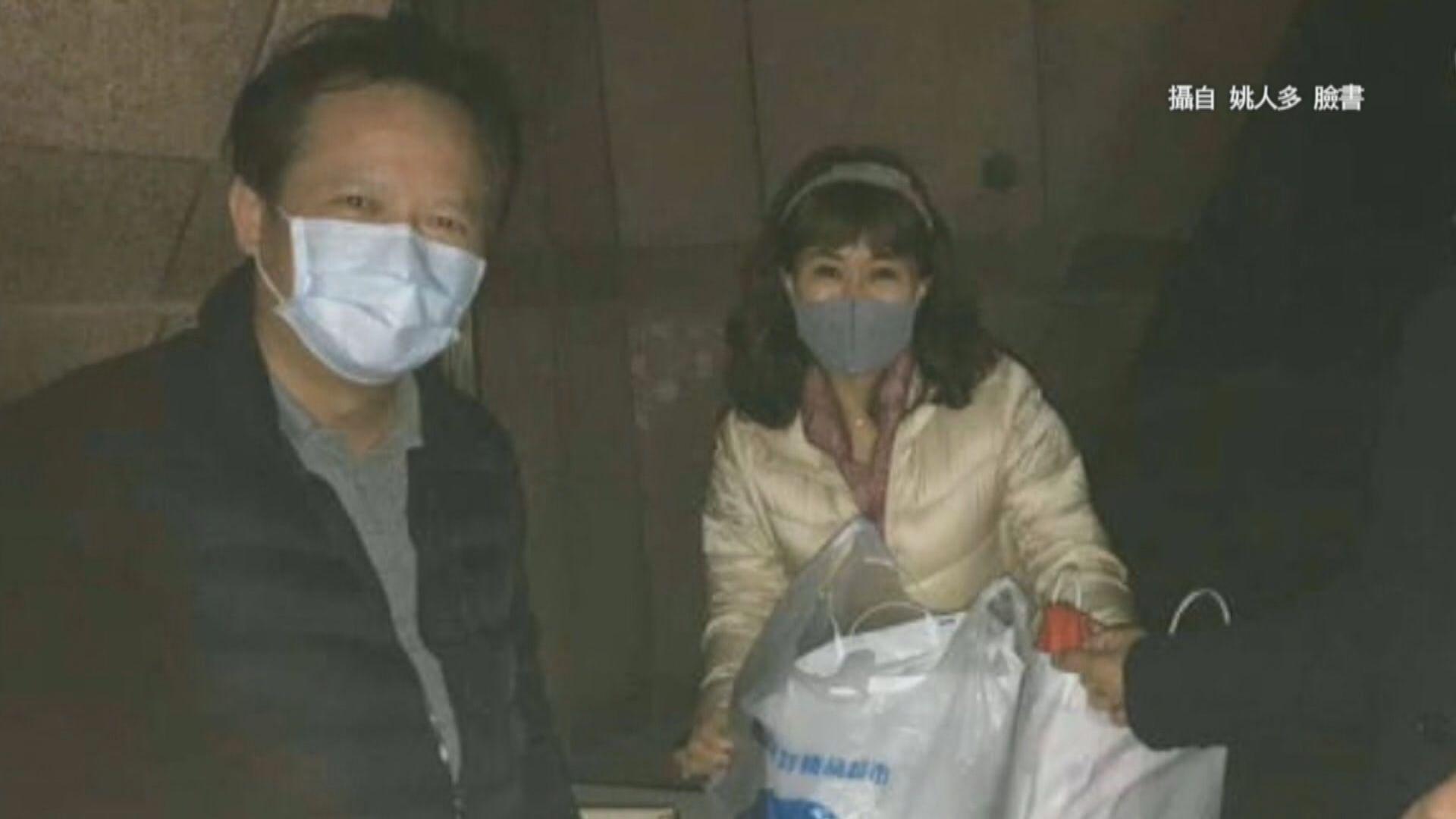 台灣病童滯留湖北獲千里送藥救命