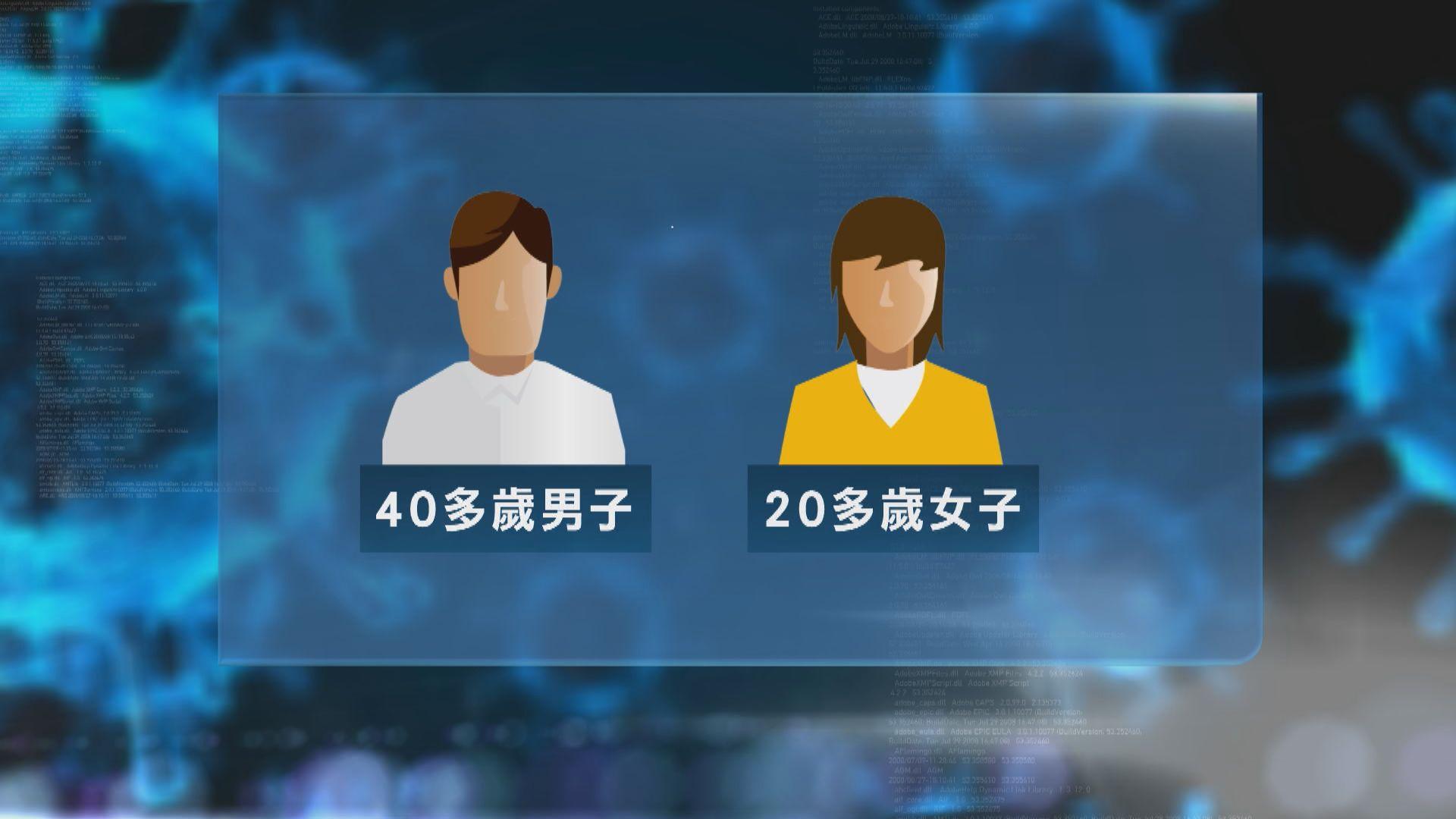 台灣再多兩人到過武漢後確診 累計13宗
