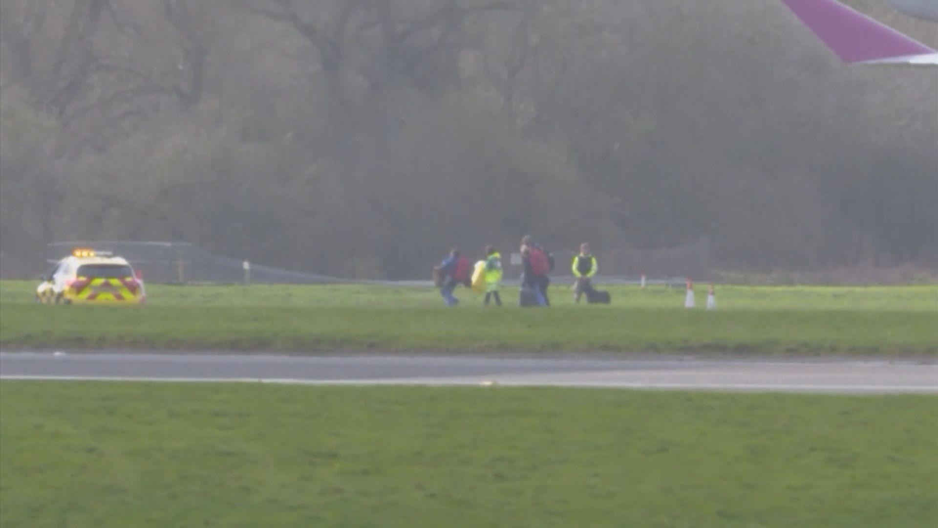 四名鑽石公主號英國乘客回國後確診感染