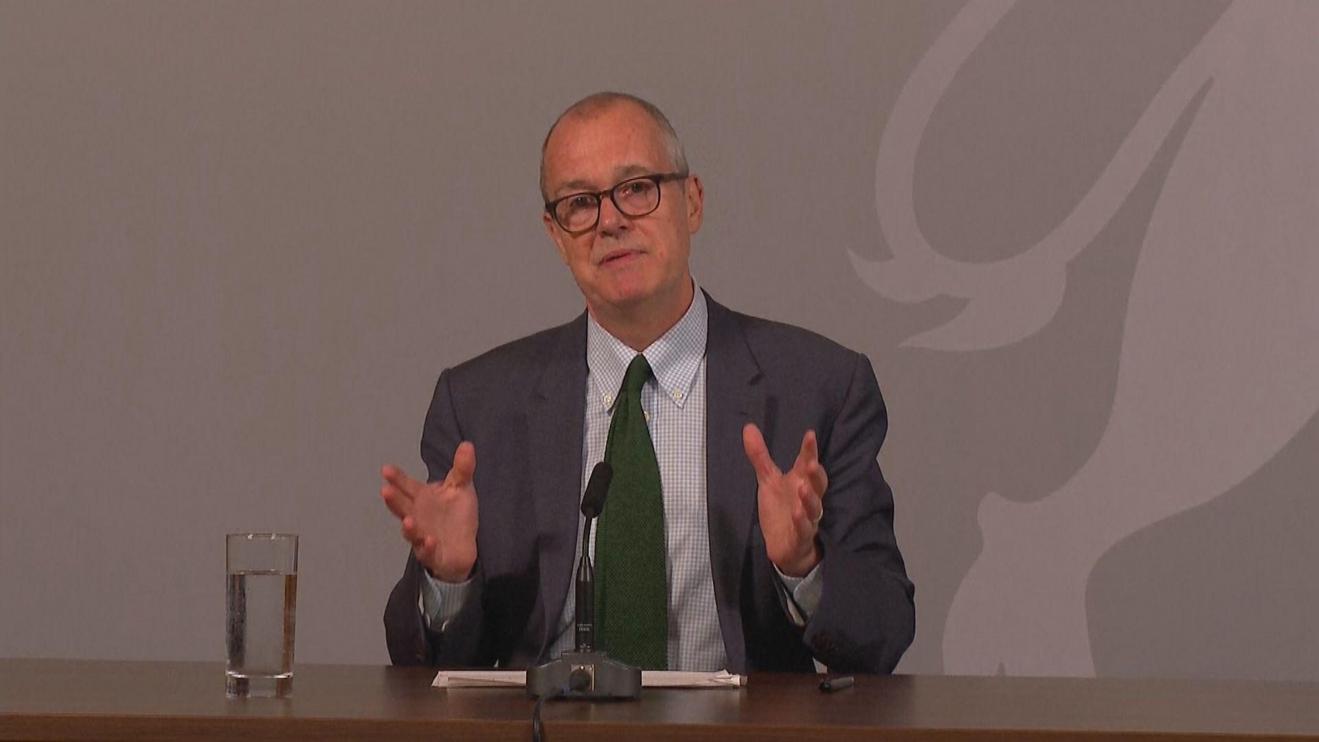 英衞生大臣指將採取與以往不同防疫措施