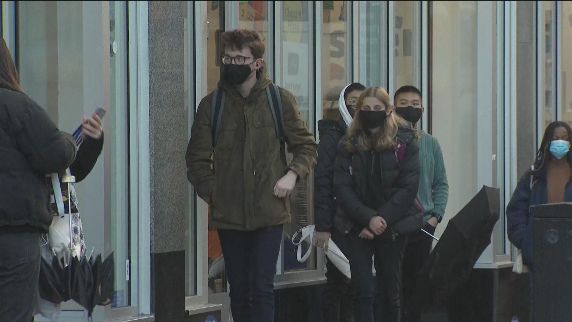 英國將公布新防疫措施 據報將推三級制封城